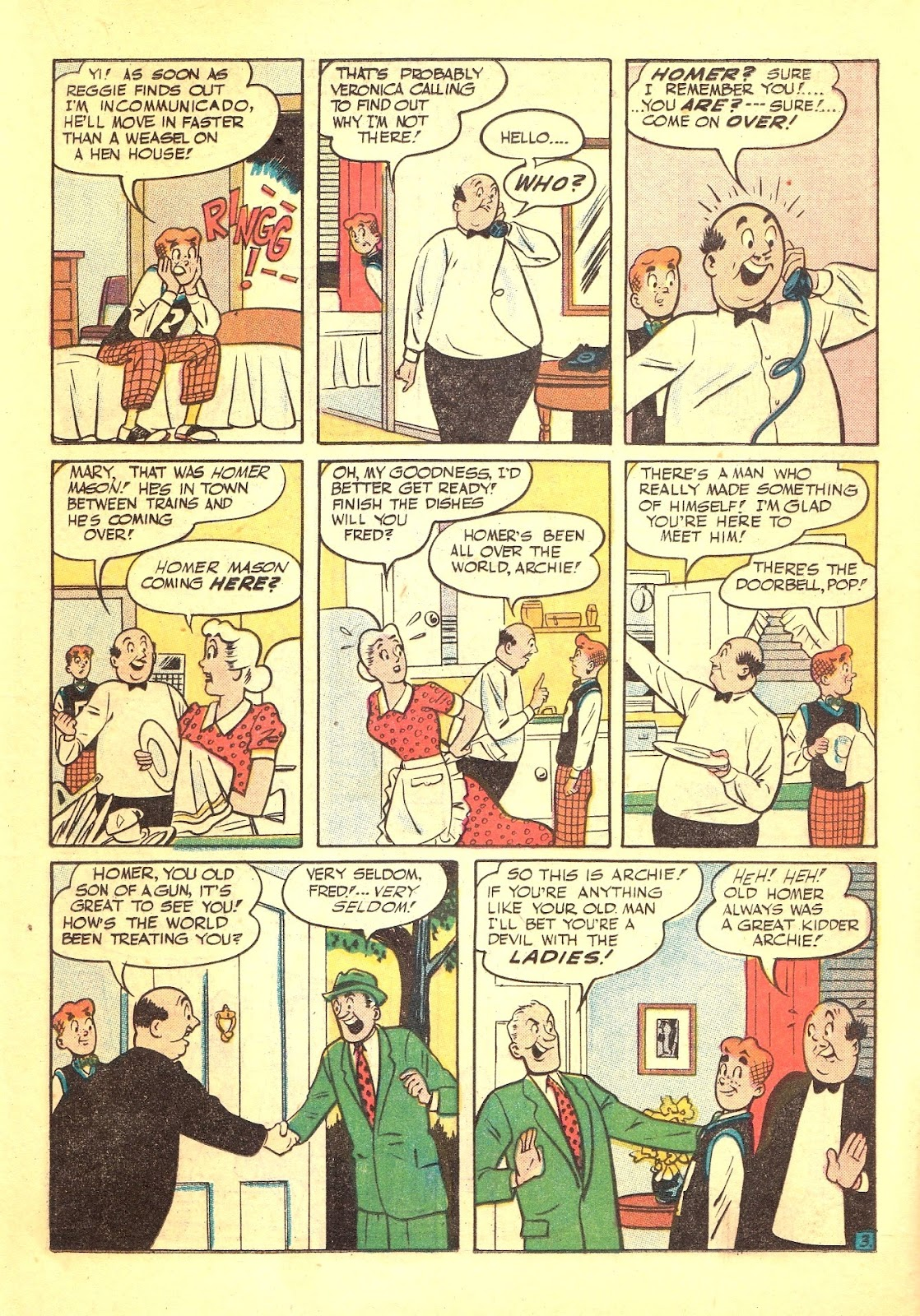 Archie Comics issue 087 - Page 15