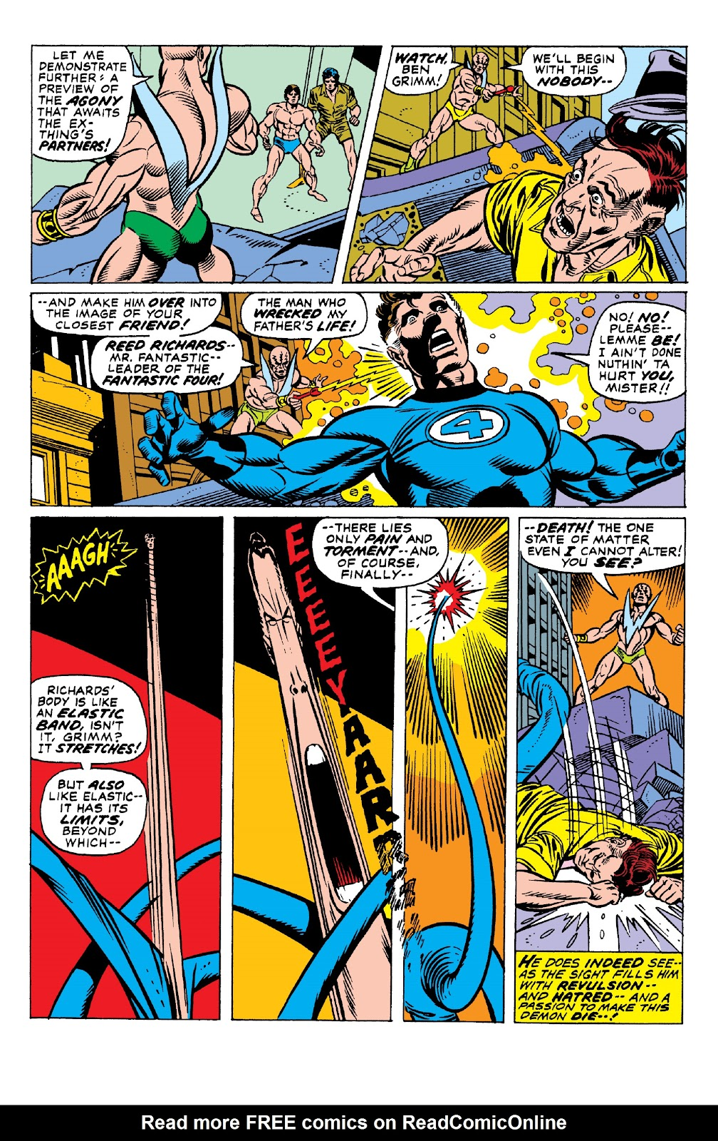 Read online Marvel Two-In-One Epic Collection: Cry Monster comic -  Issue # TPB (Part 1) - 60