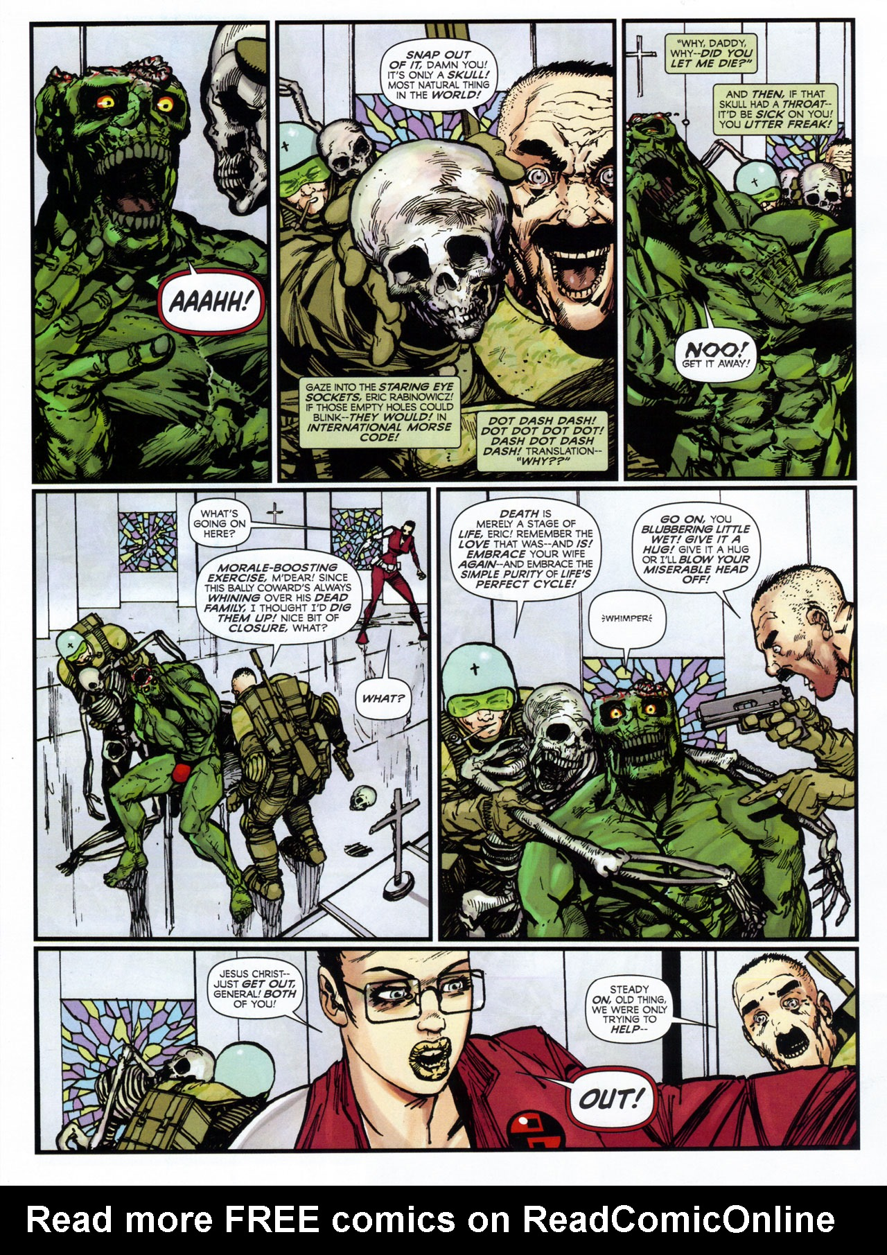 Read online 2000 AD comic -  Issue #1746 - 122