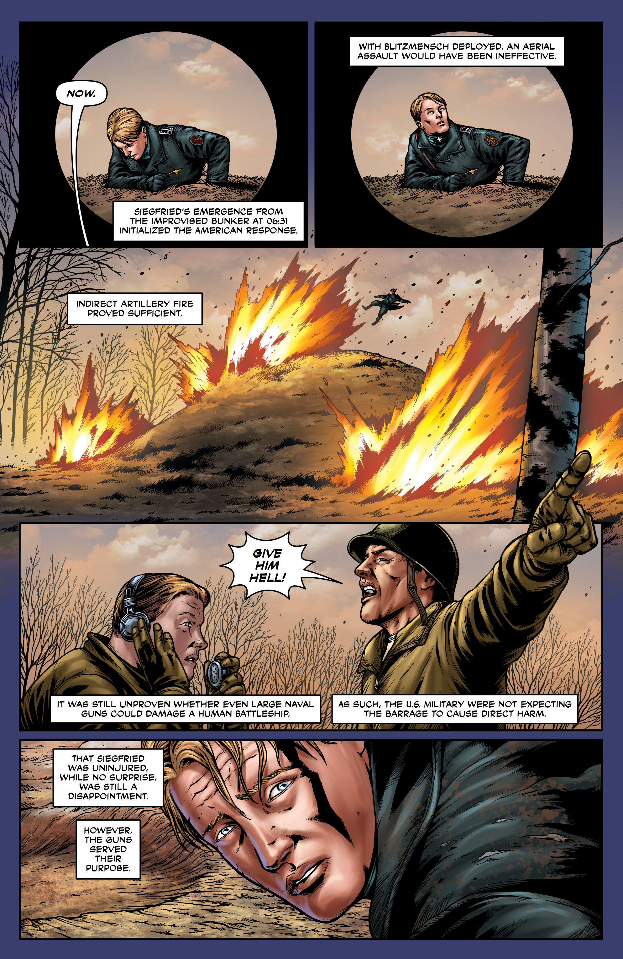 Read online Uber: Invasion comic -  Issue #3 - 9