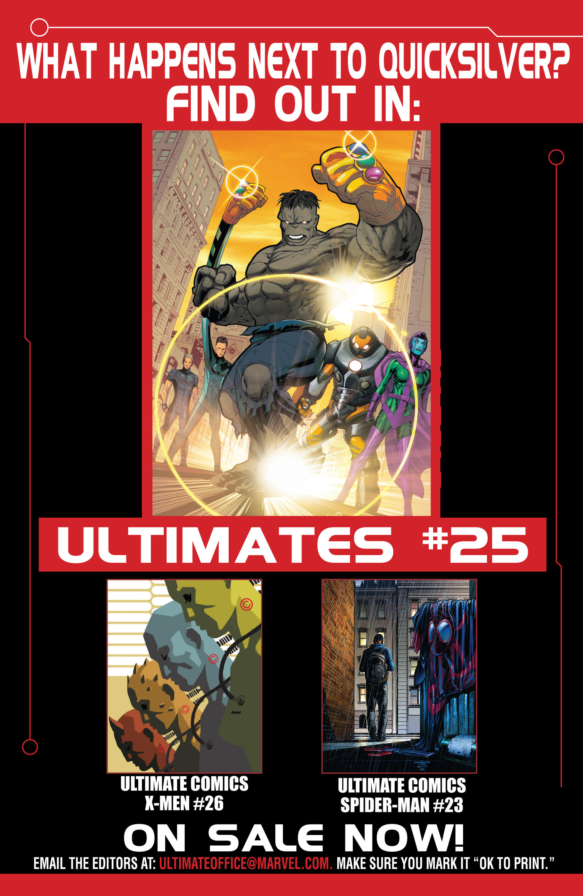 Read online Ultimate Comics Wolverine comic -  Issue #4 - 23