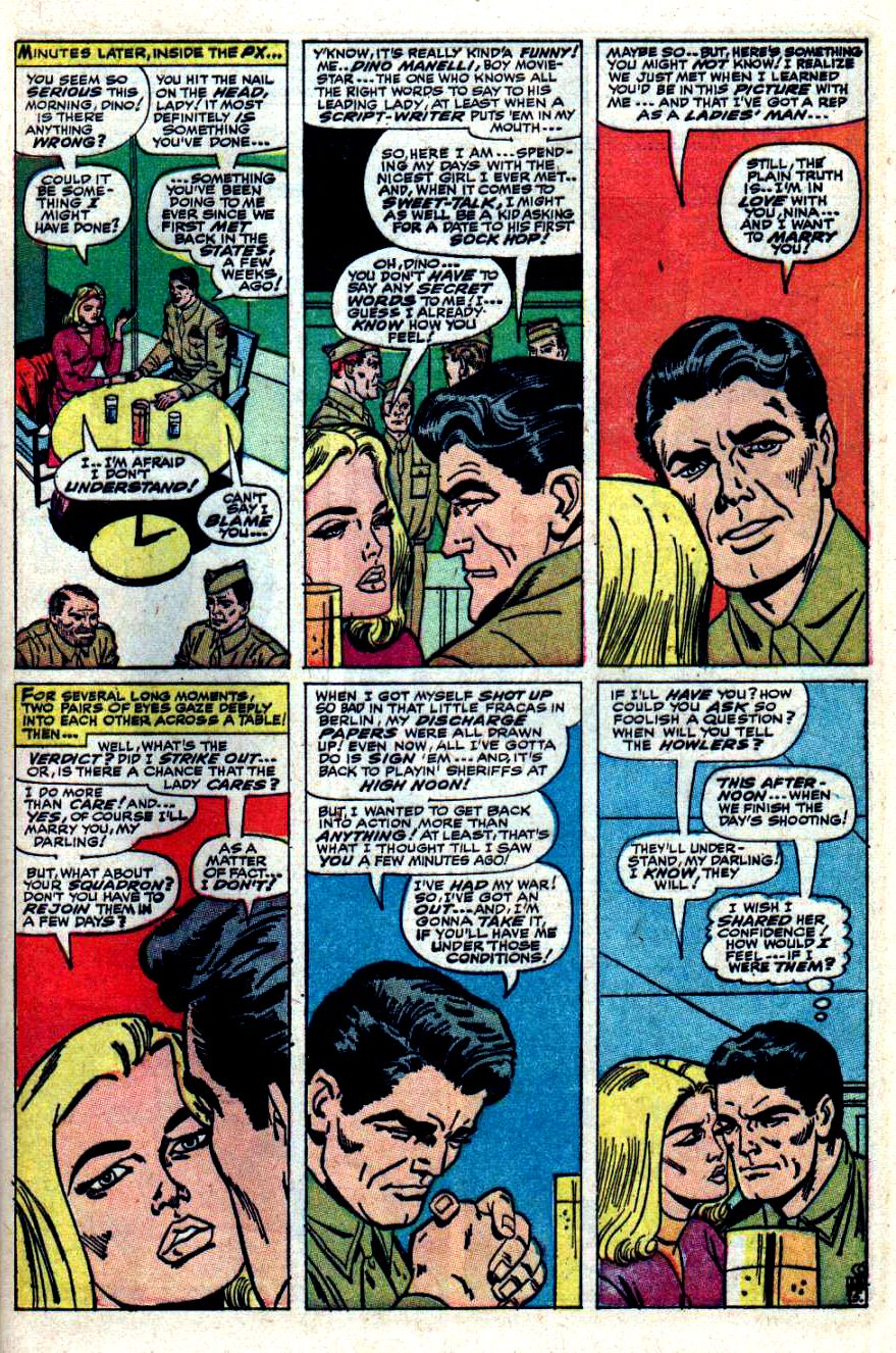 Read online Sgt. Fury comic -  Issue #41 - 9