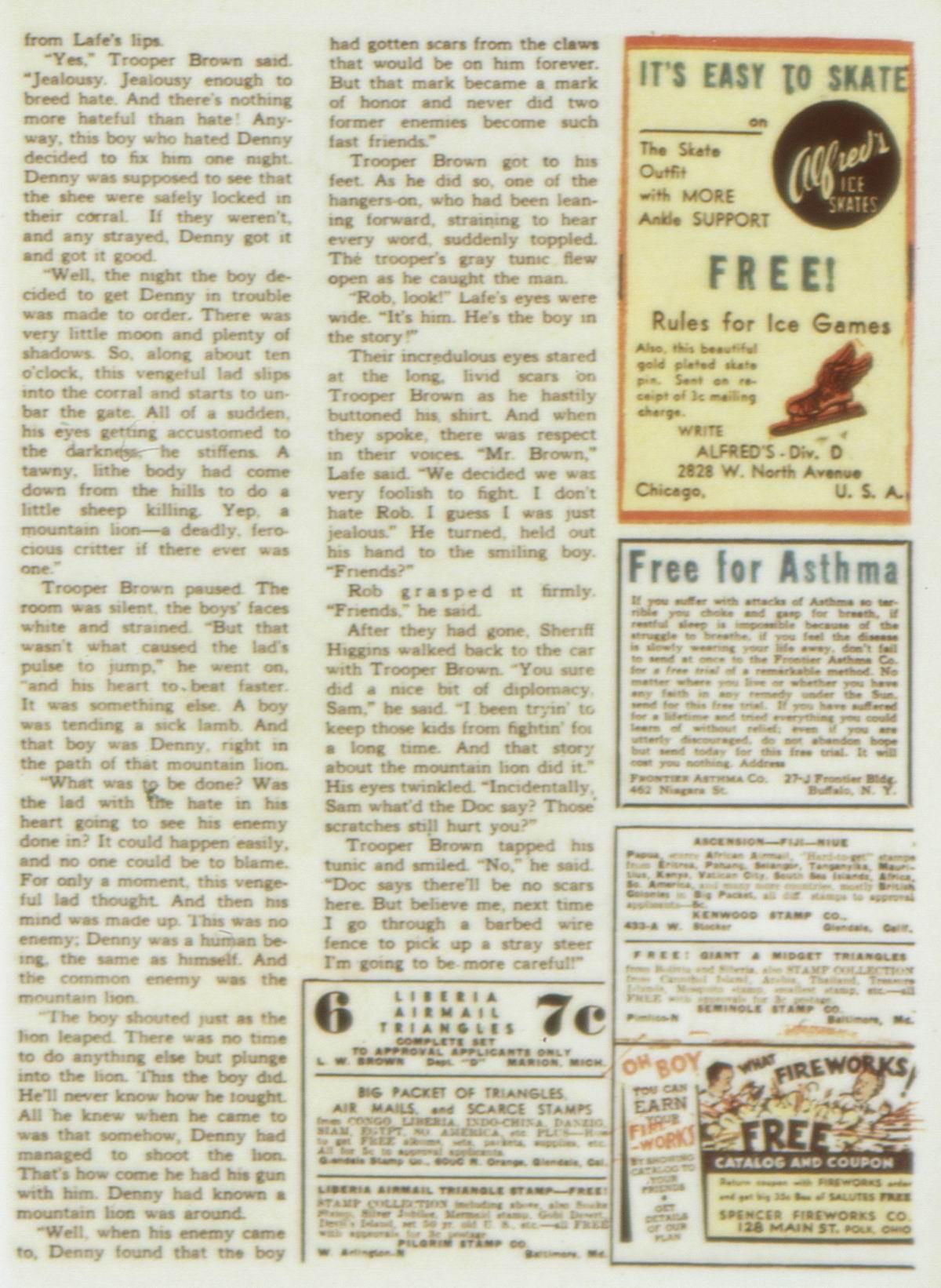 Read online Detective Comics (1937) comic -  Issue #58 - 45