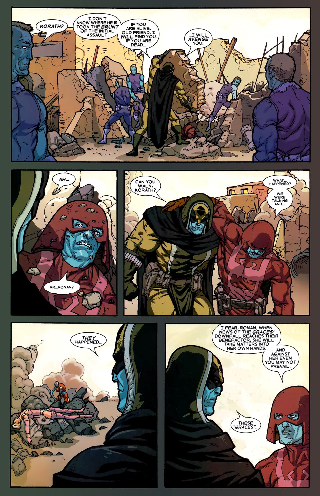 Read online Annihilation: Ronan comic -  Issue #2 - 10