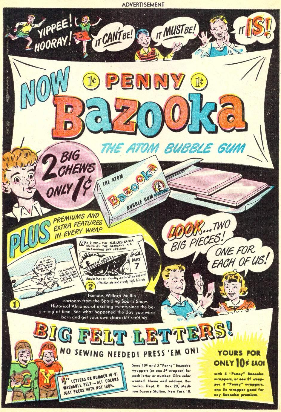 Read online Adventure Comics (1938) comic -  Issue #146 - 39