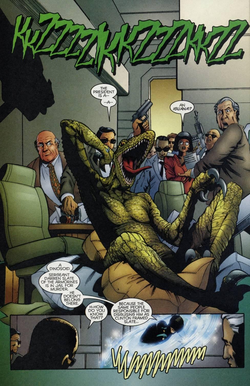 Read online Turok comic -  Issue #2 - 20