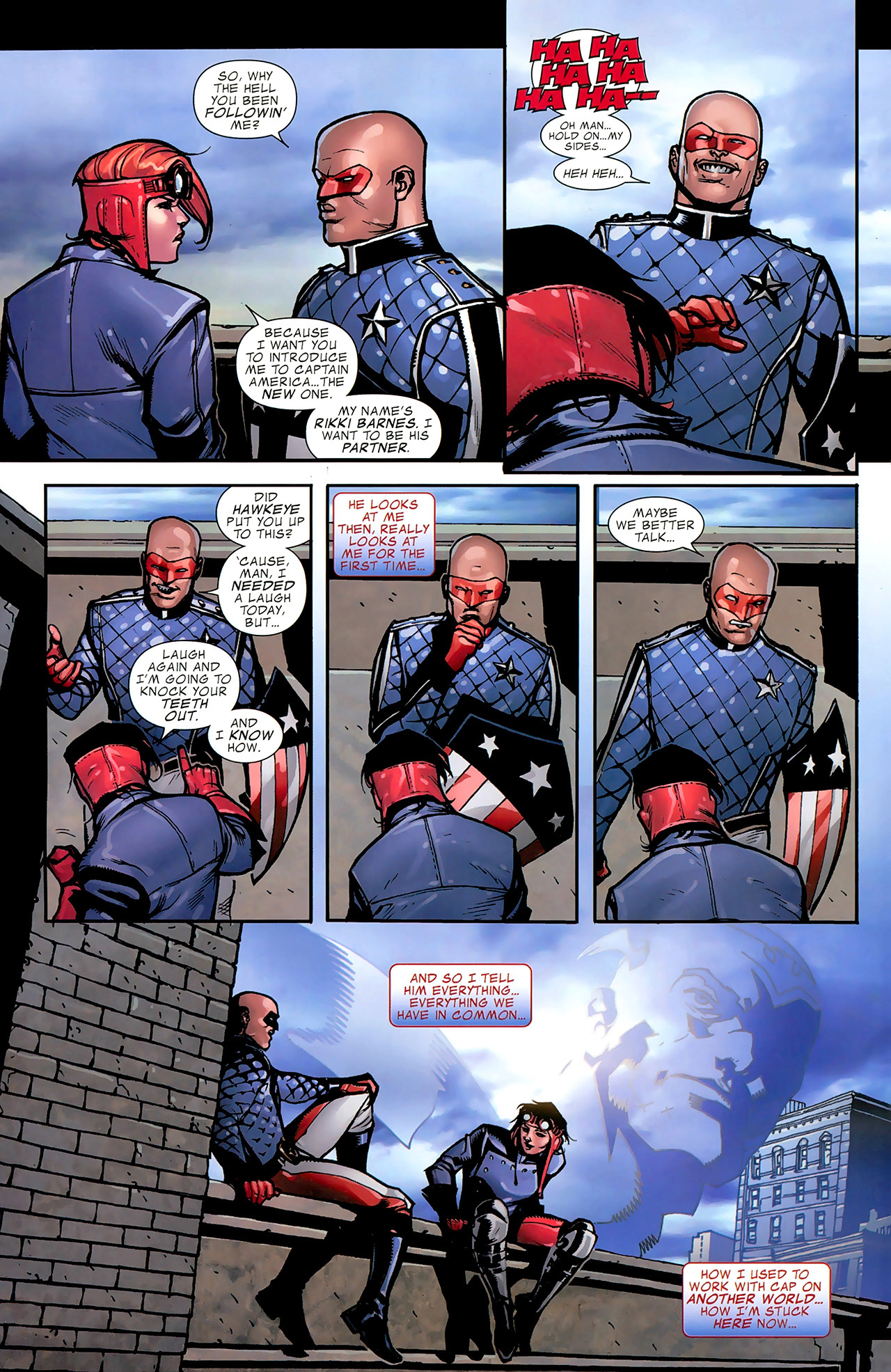 Captain America (1968) 600 Page 22