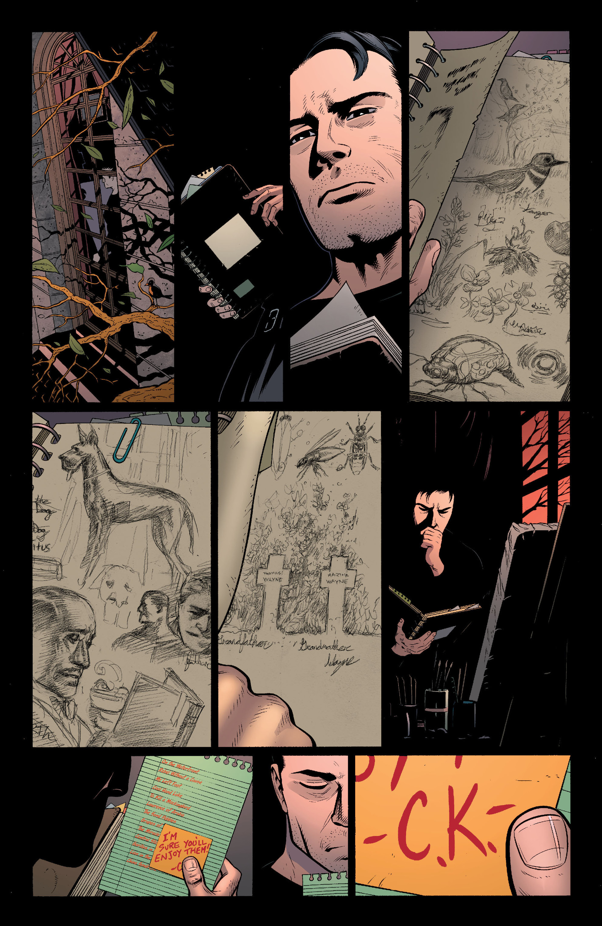 Read online Batman and Robin (2011) comic -  Issue #18 - 4