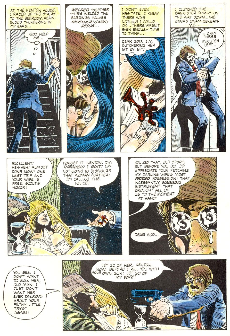Read online Twisted Tales (1982) comic -  Issue #4 - 21