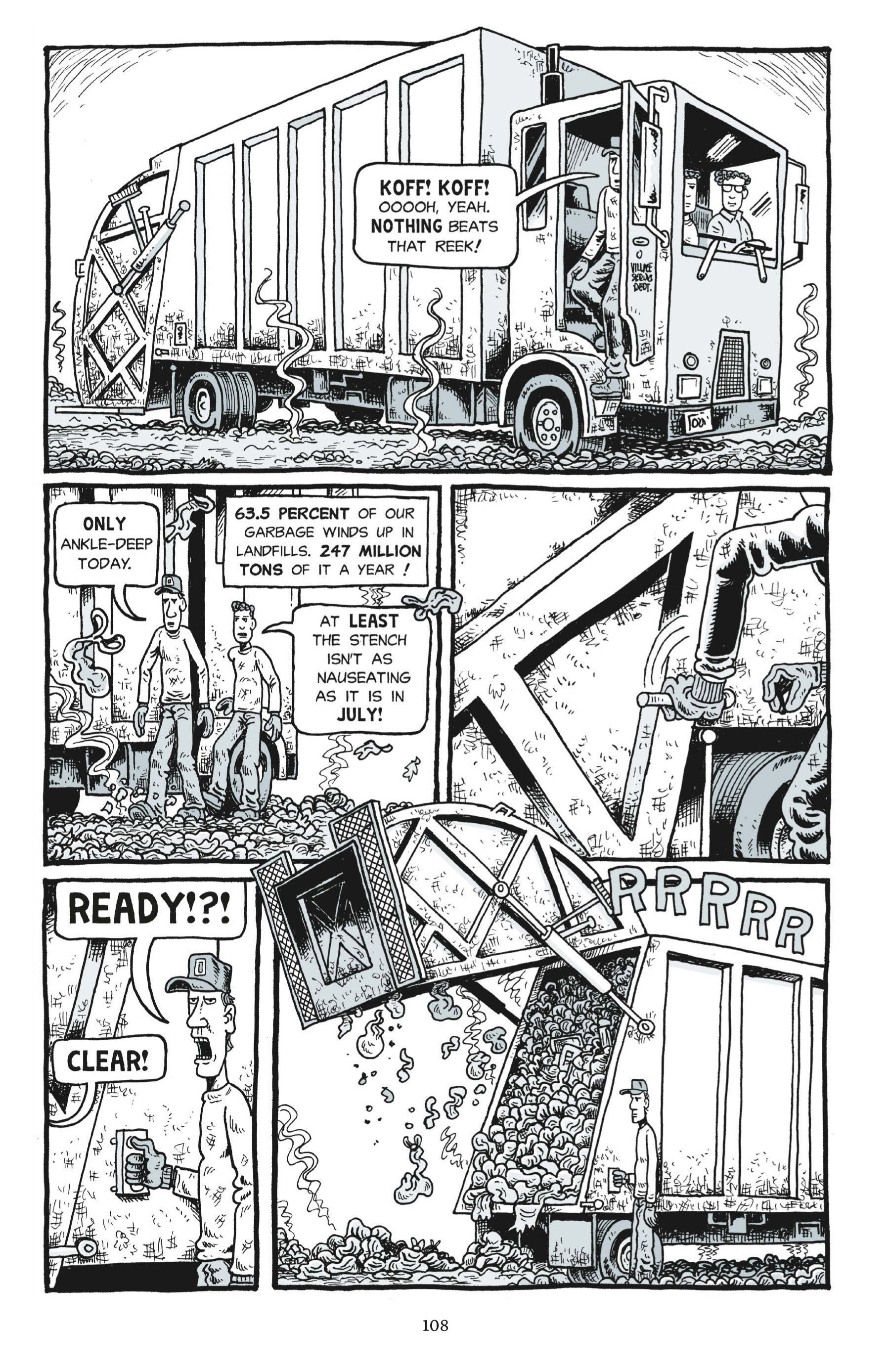 Read online Trashed comic -  Issue # Full - 105