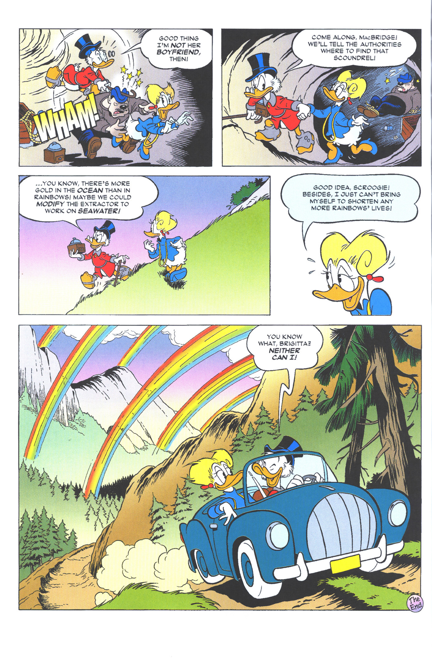Read online Uncle Scrooge (1953) comic -  Issue #374 - 44