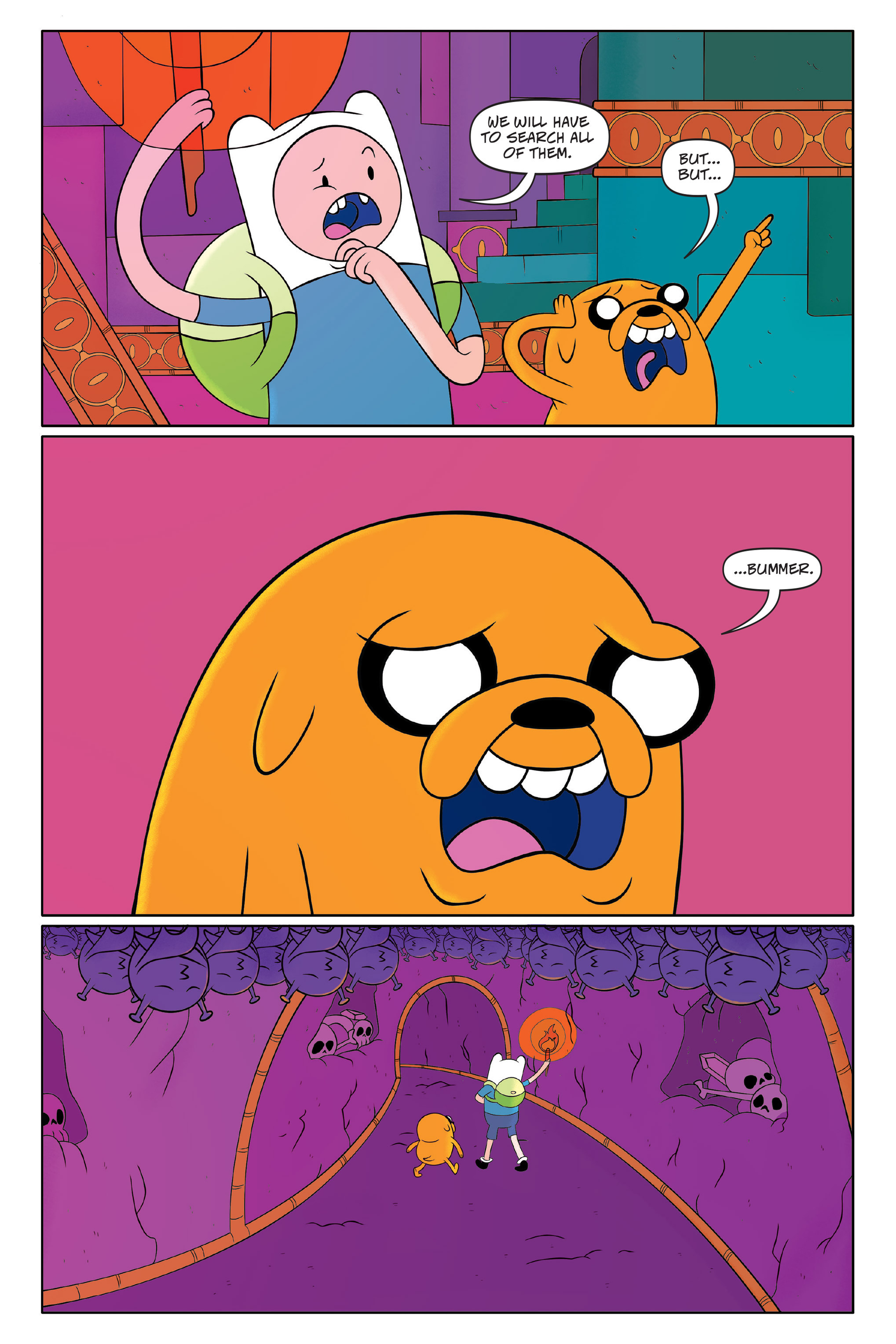 Read online Adventure Time: The Four Castles comic -  Issue #Adventure Time: The Four Castles TPB - 68