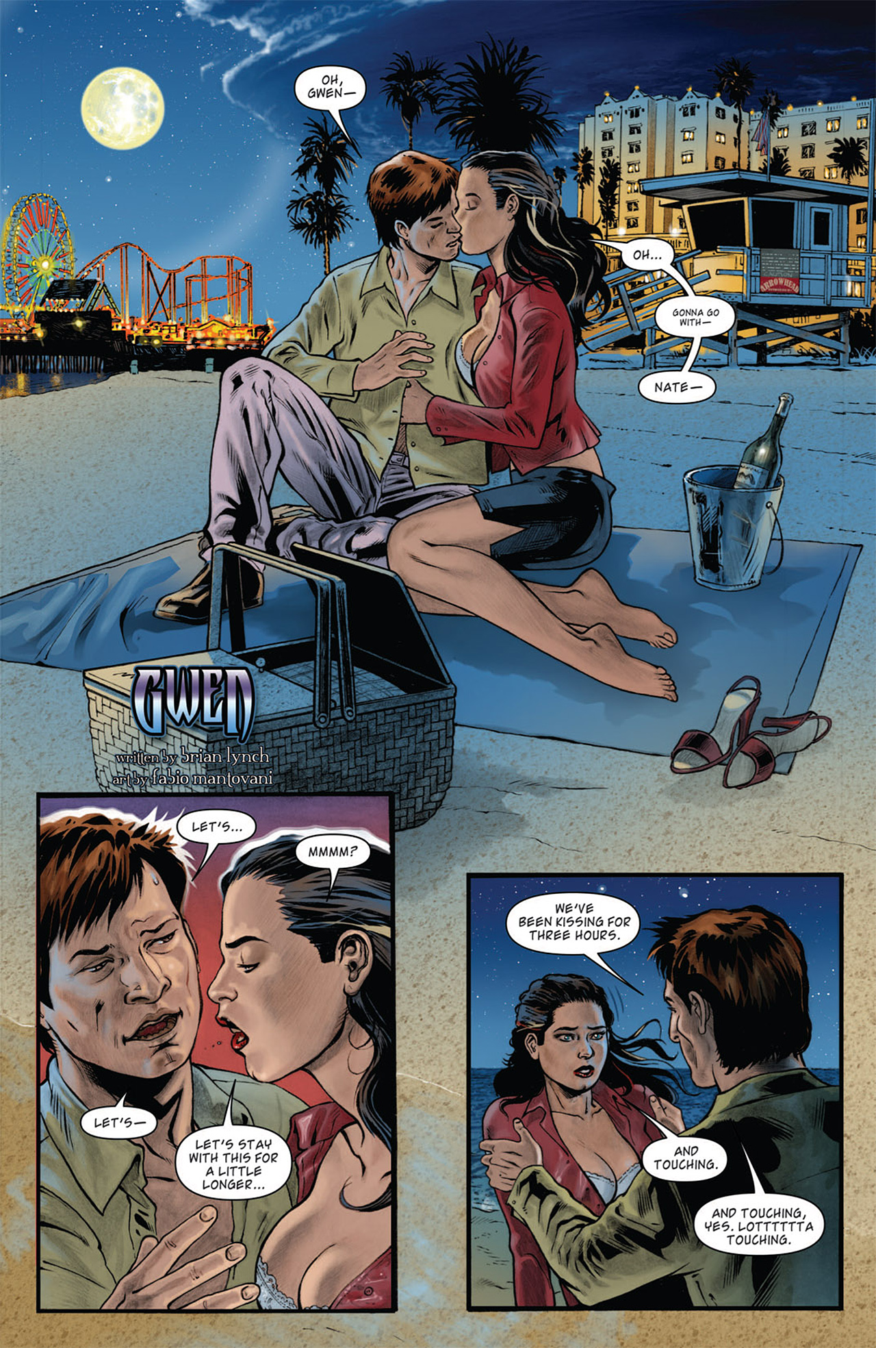 Read online Angel: After The Fall comic -  Issue #8 - 5