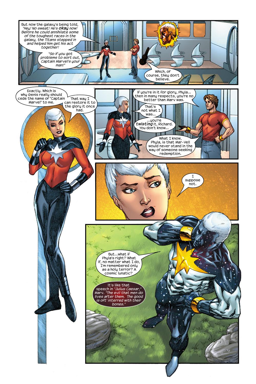 Captain Marvel (2002) Issue #19 #19 - English 11