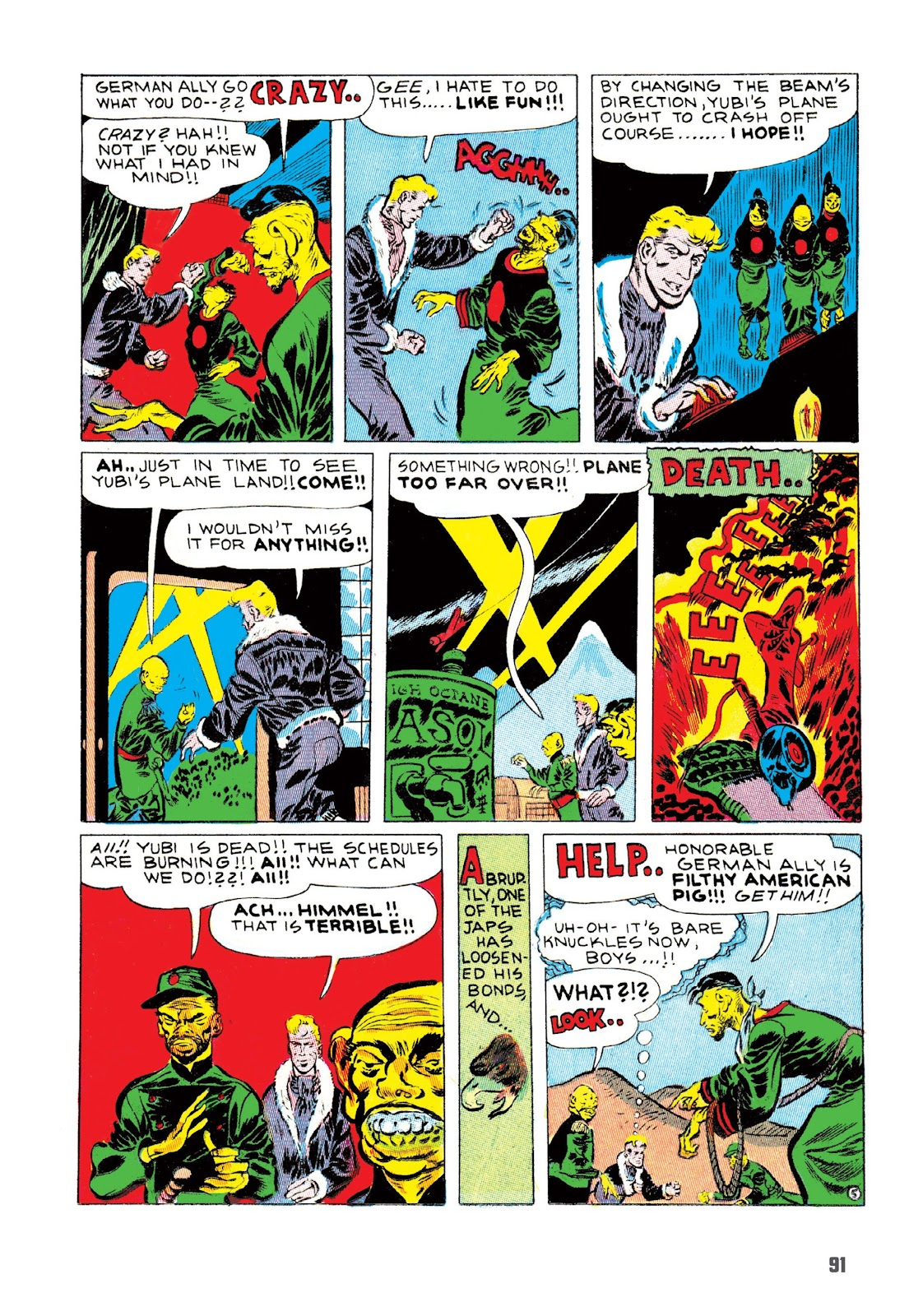 Read online The Joe Kubert Archives comic -  Issue # TPB (Part 2) - 2