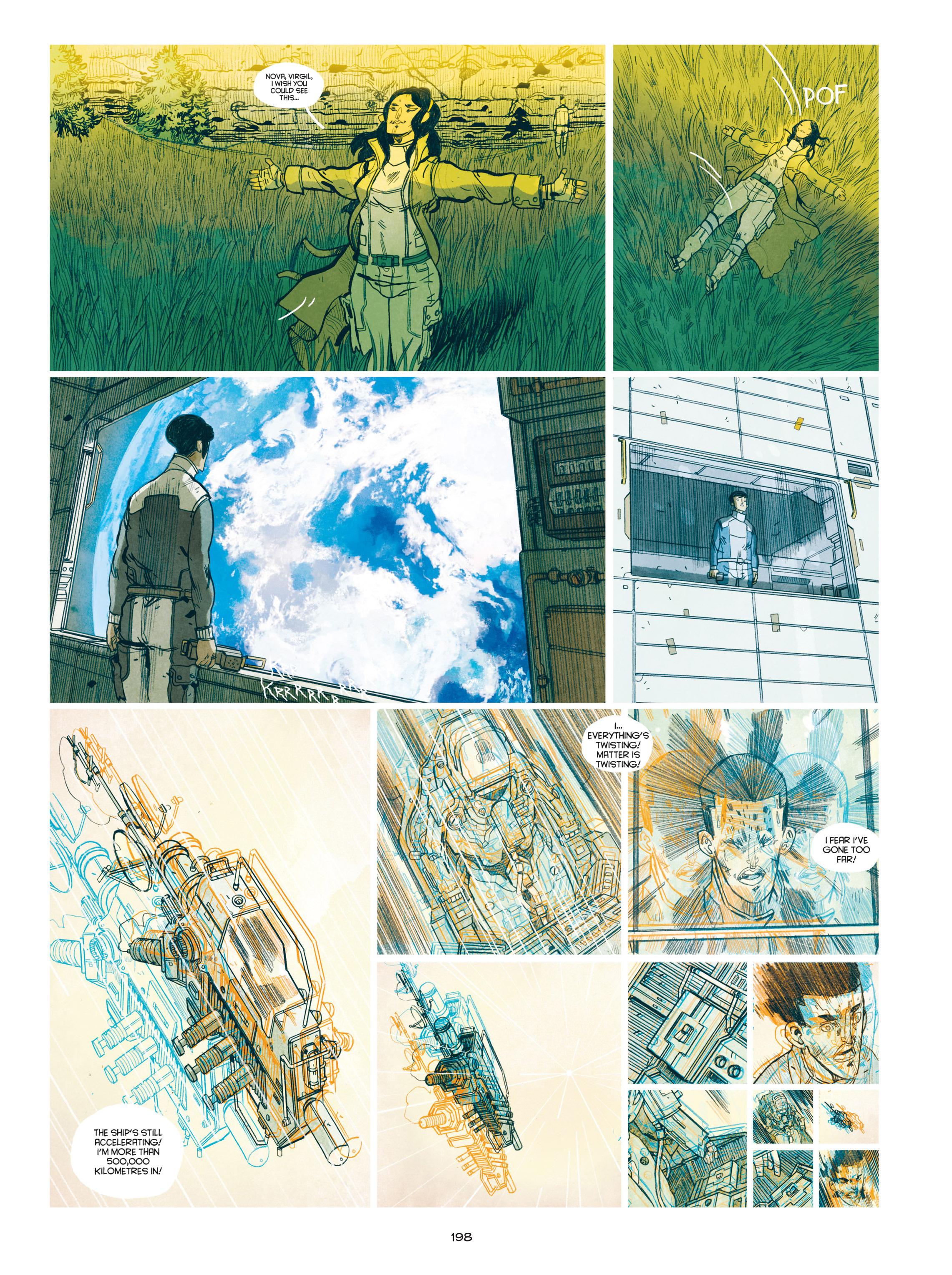 Read online Shangri-La comic -  Issue # Full - 199