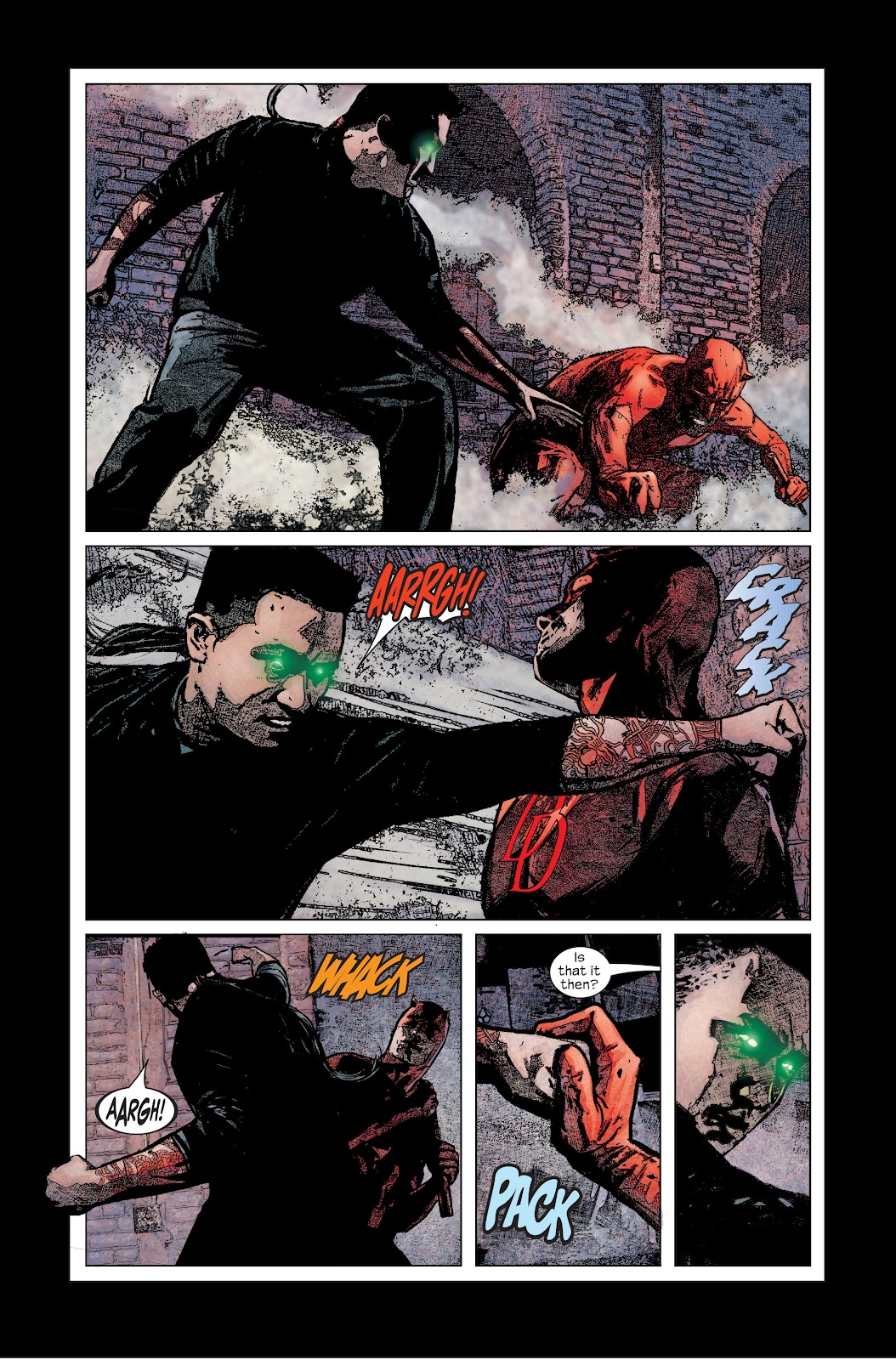 Read online Daredevil (1998) comic -  Issue # _Ultimate_Collection TPB 2 (Part 4) - 29