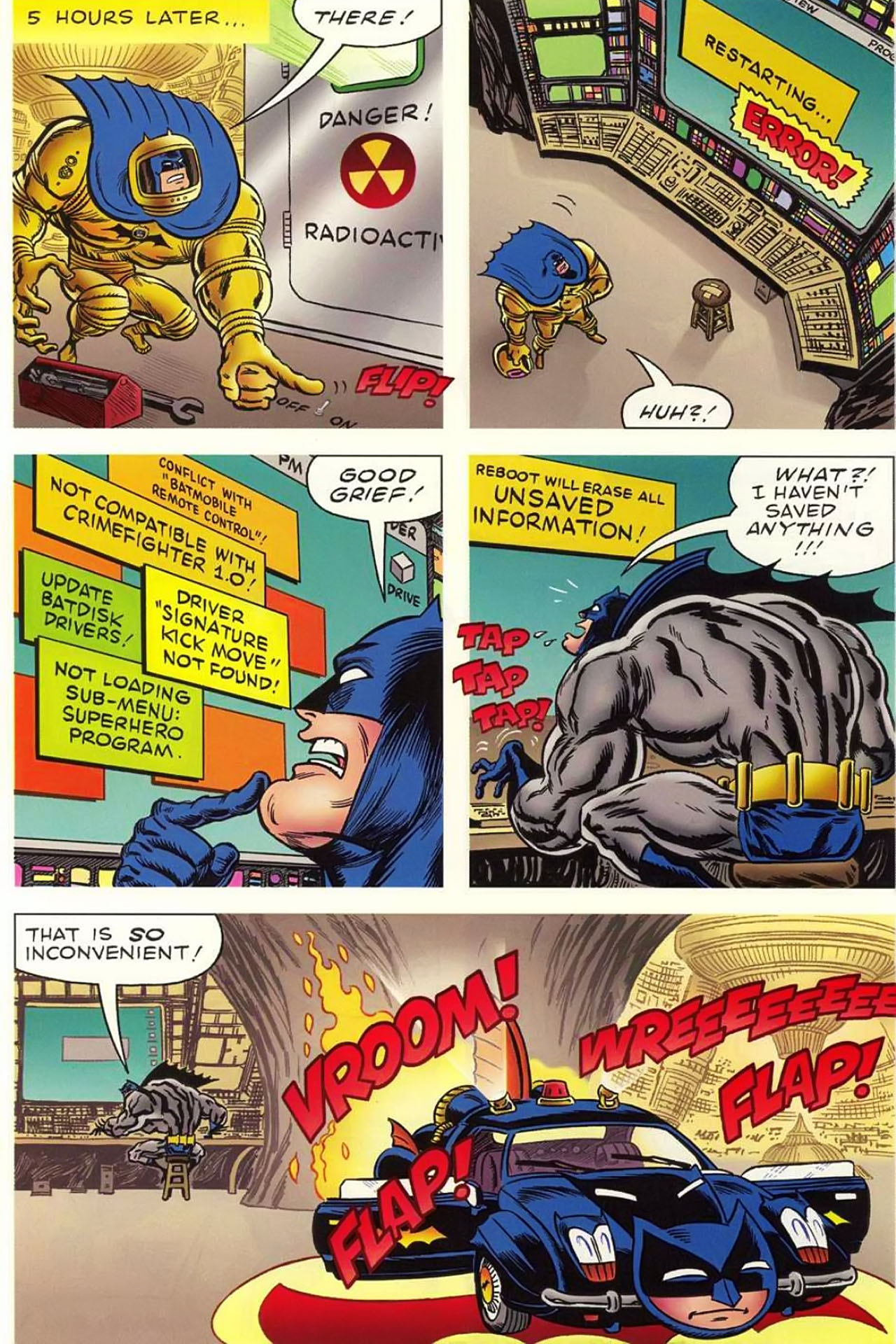 Read online Bizarro World comic -  Issue # TPB - 75
