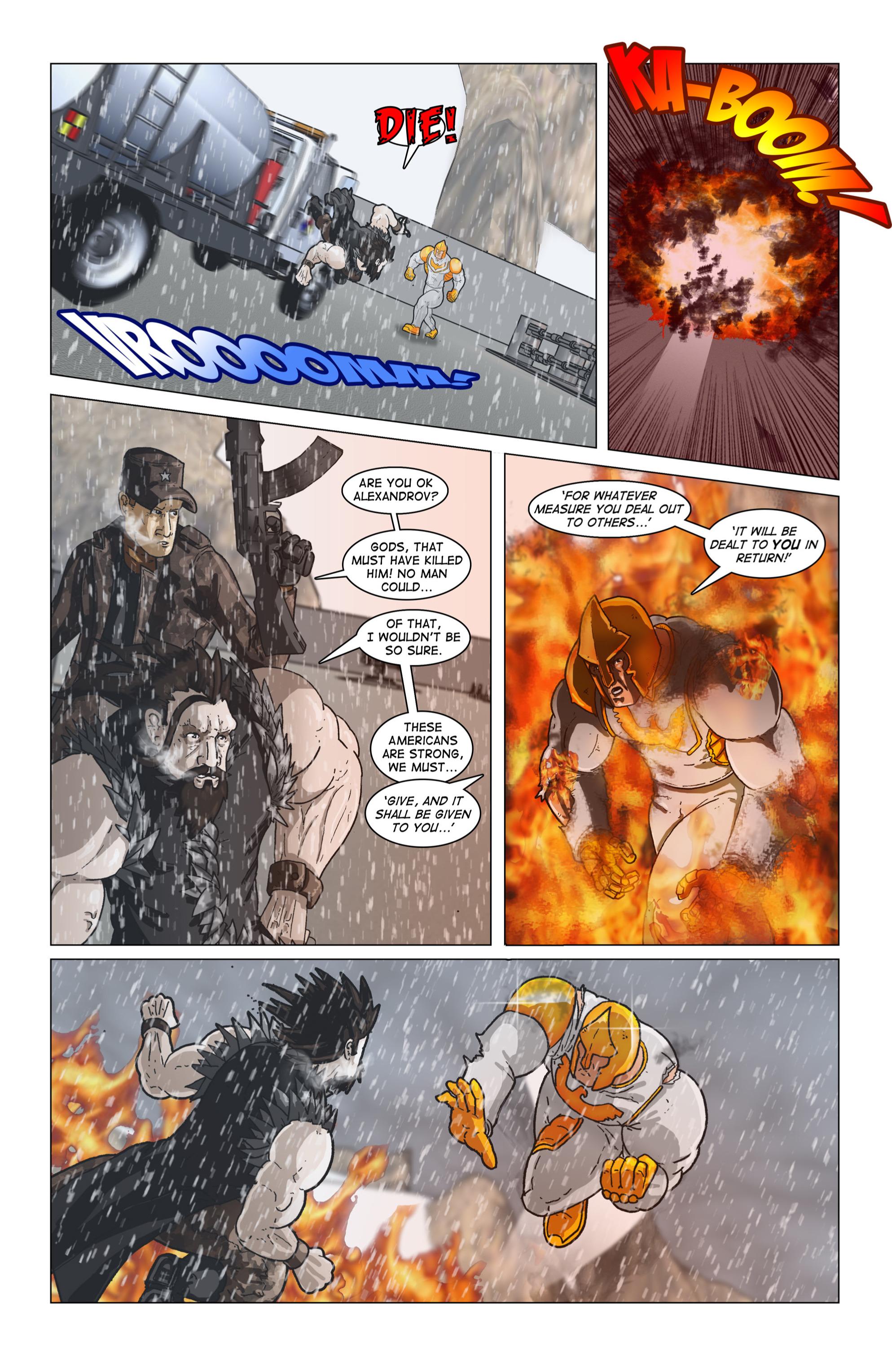Read online Vanguard (2015) comic -  Issue #3 - 23
