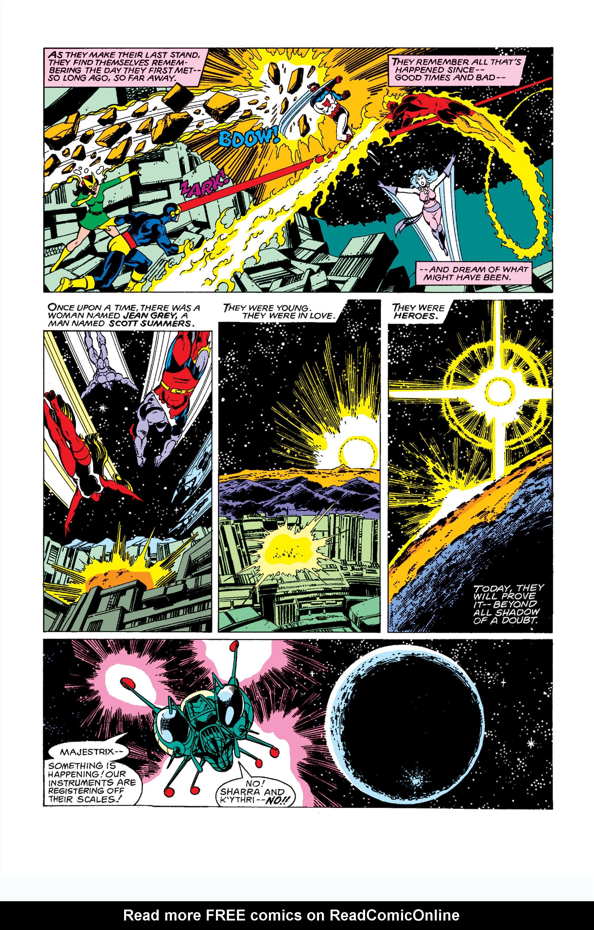 Uncanny X-Men (1963) 137 Page 28