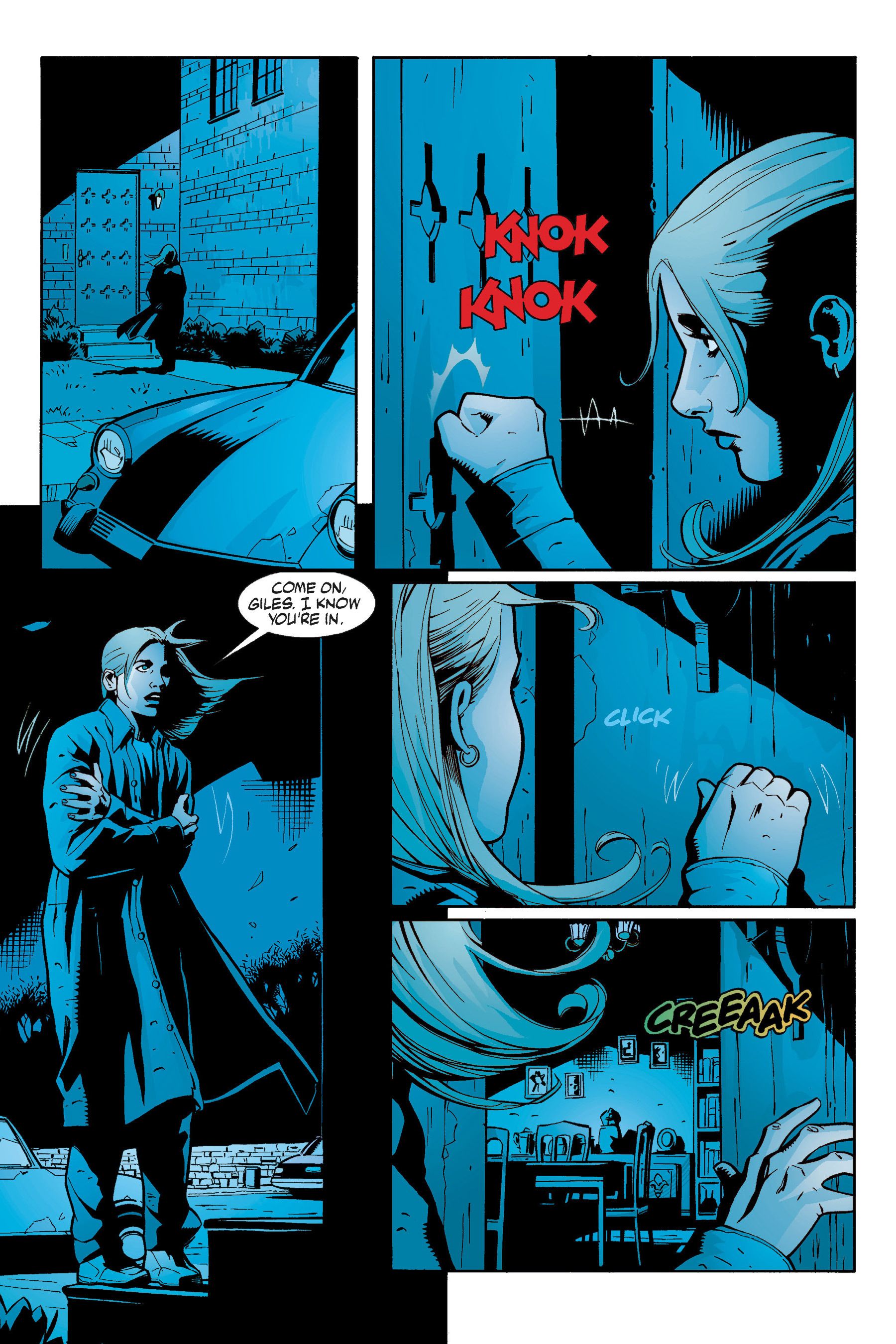 Read online Buffy the Vampire Slayer: Omnibus comic -  Issue # TPB 5 - 298