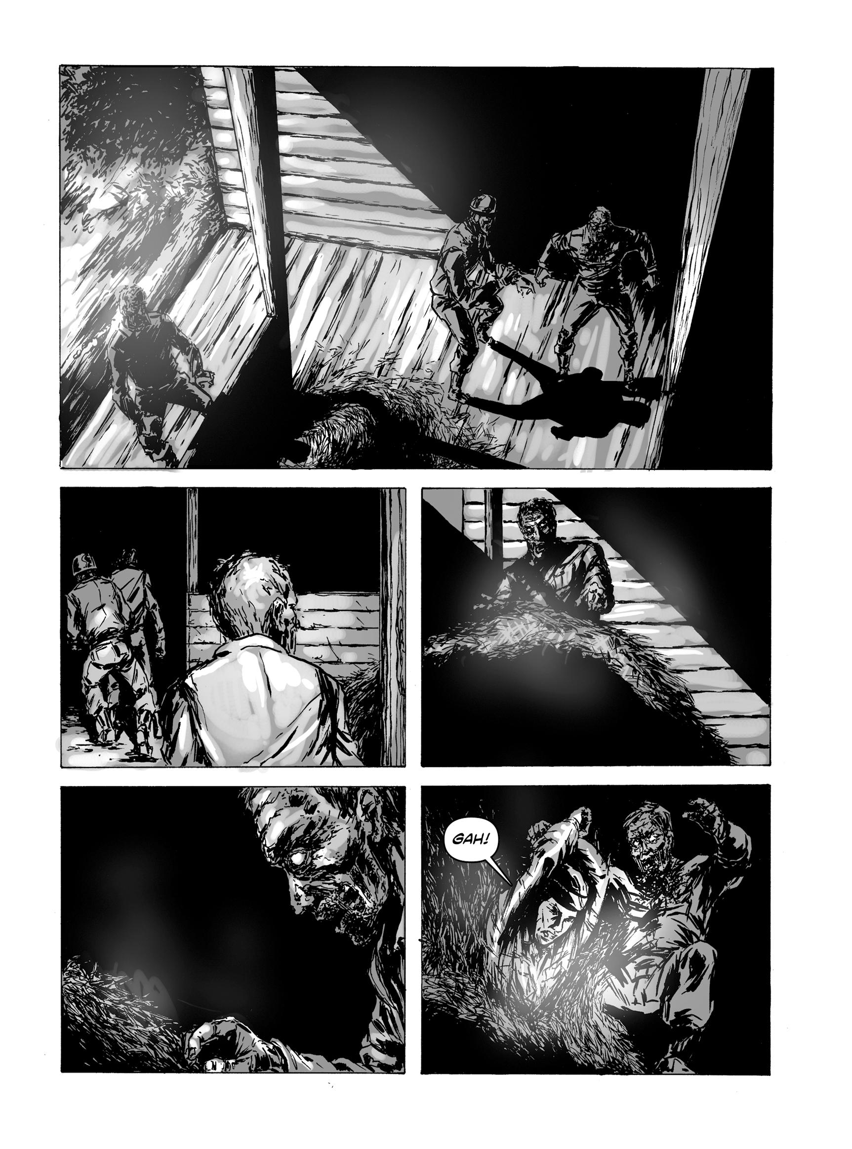 Read online FUBAR comic -  Issue #1 - 111