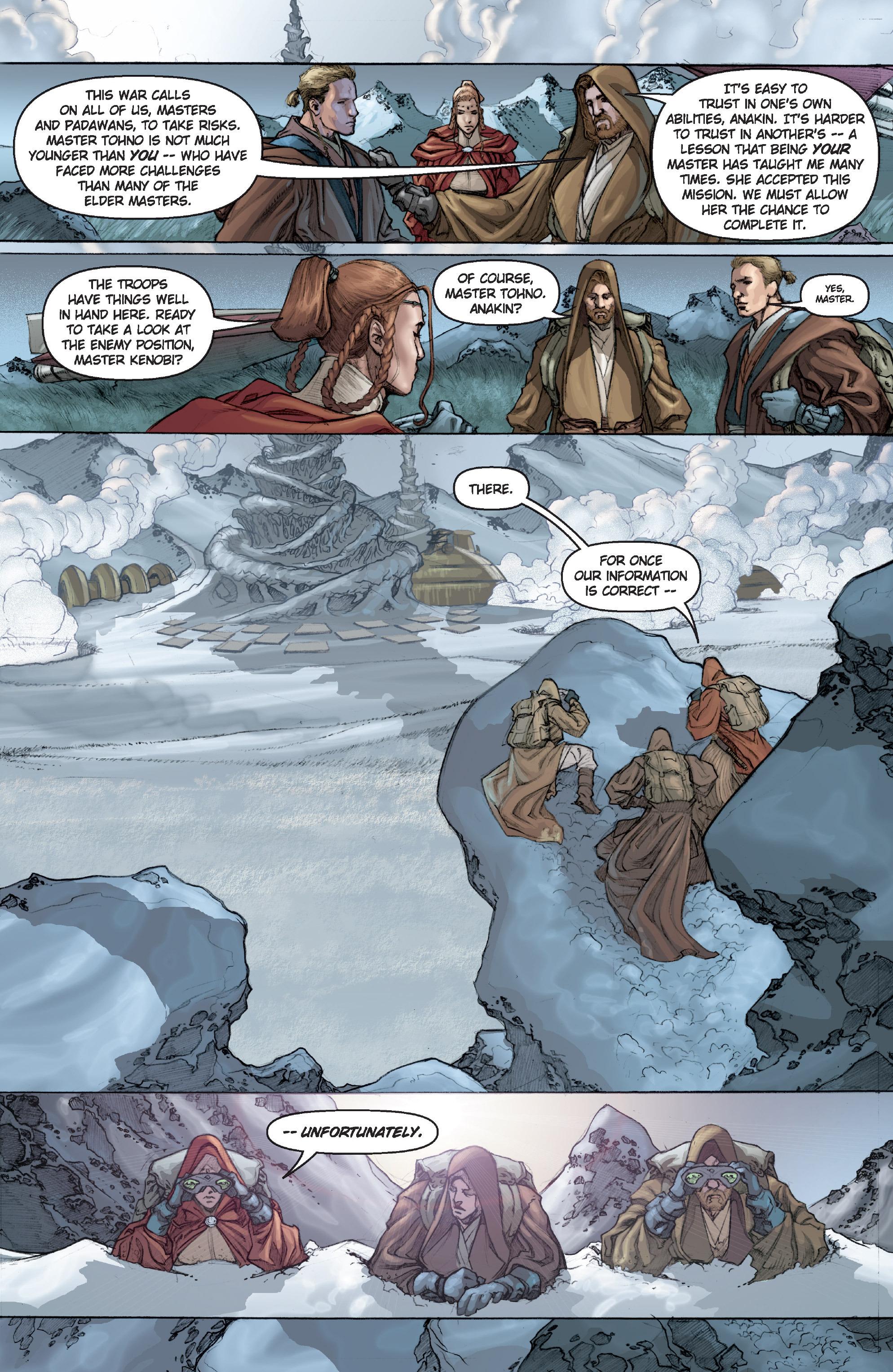 Read online Star Wars Omnibus comic -  Issue # Vol. 24 - 232