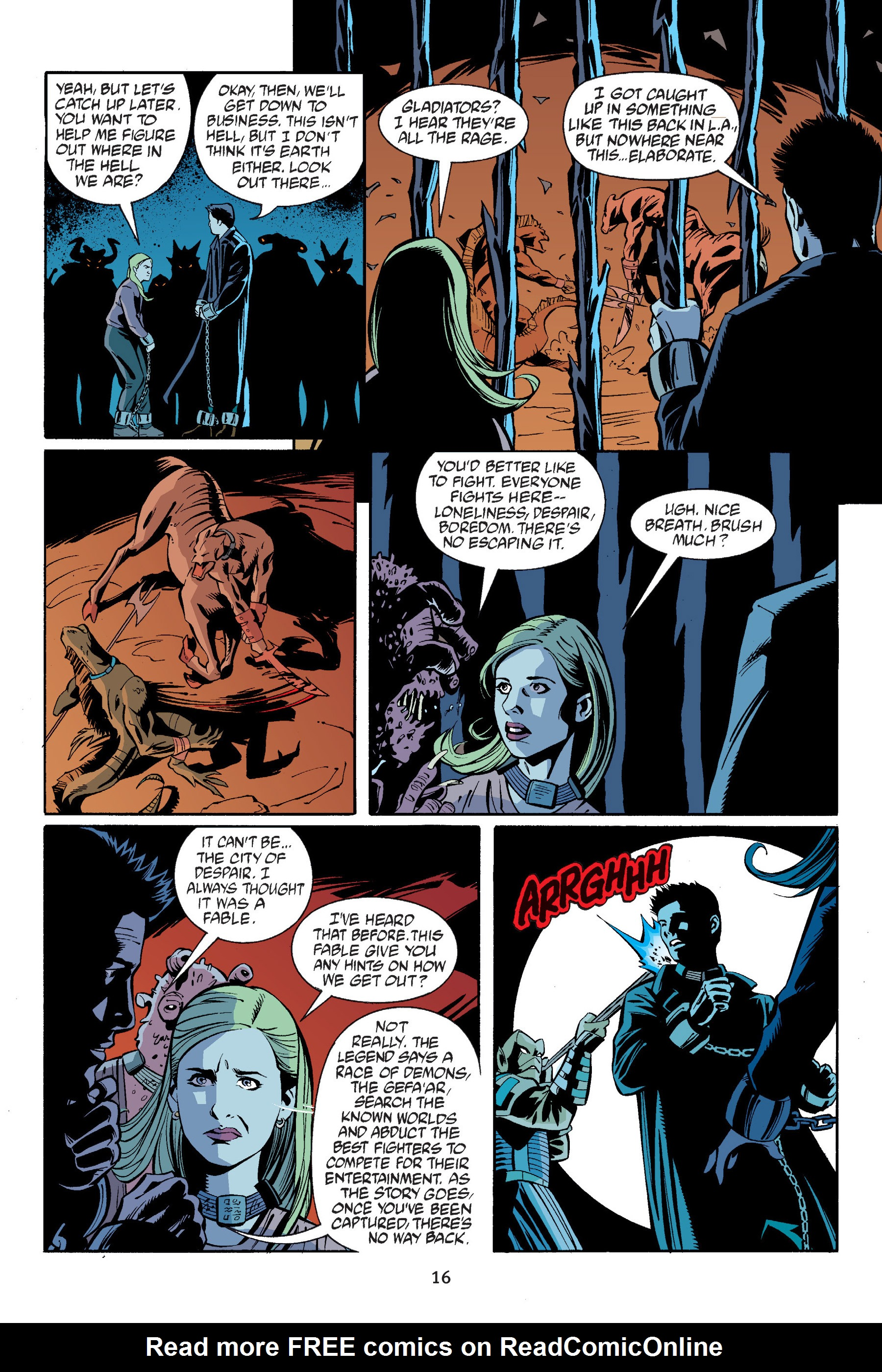 Read online Buffy the Vampire Slayer: Omnibus comic -  Issue # TPB 6 - 17
