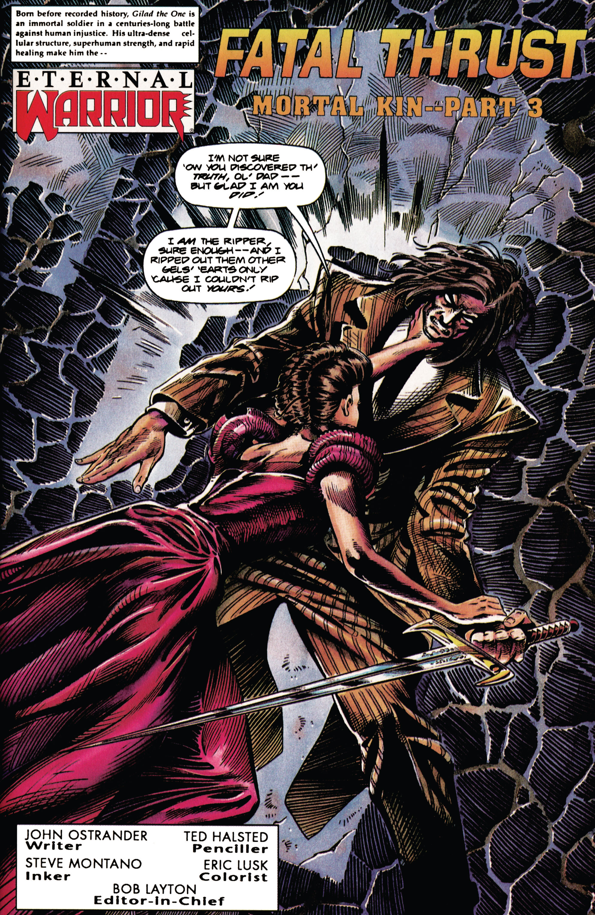 Read online Eternal Warrior (1992) comic -  Issue #35 - 2