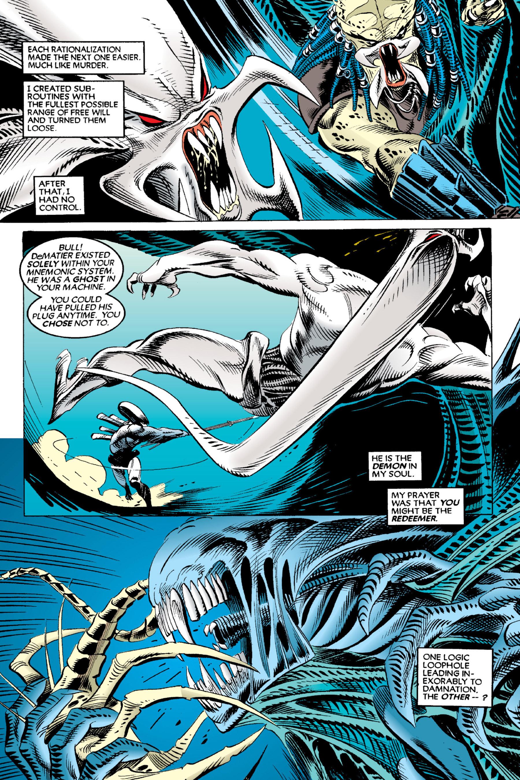 Read online Aliens vs. Predator Omnibus comic -  Issue # _TPB 2 Part 3 - 75