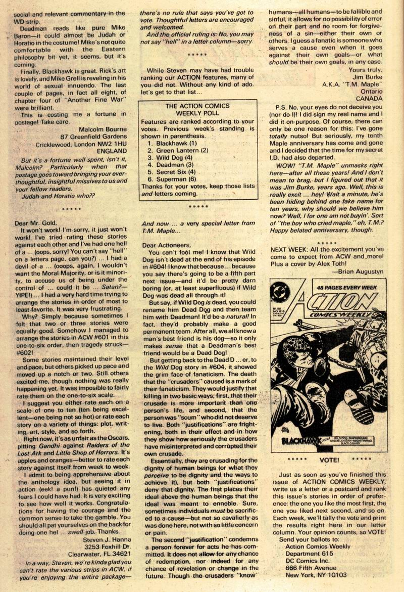 Action Comics (1938) 615 Page 33