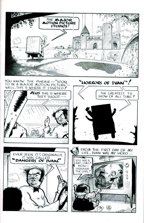 Read online Flaming Carrot & Reid Fleming, World's Toughest Milkman comic -  Issue # Full - 25