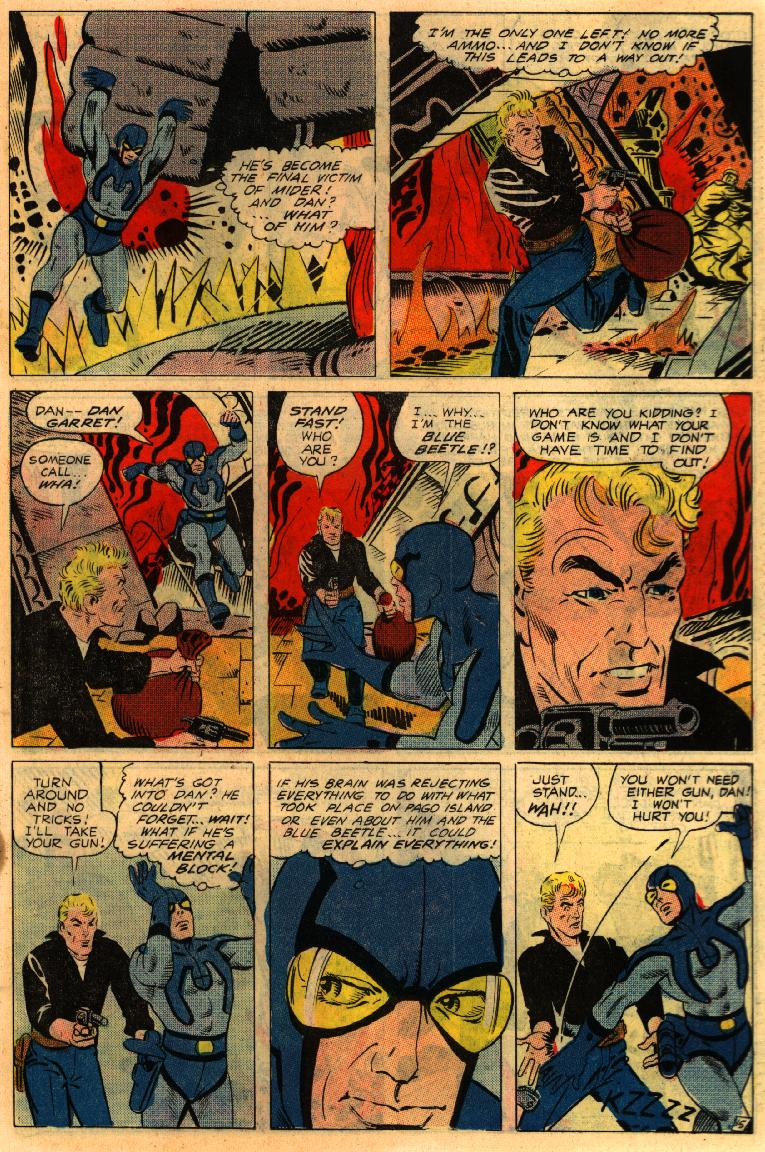 Blue Beetle (1967) issue 4 - Page 19