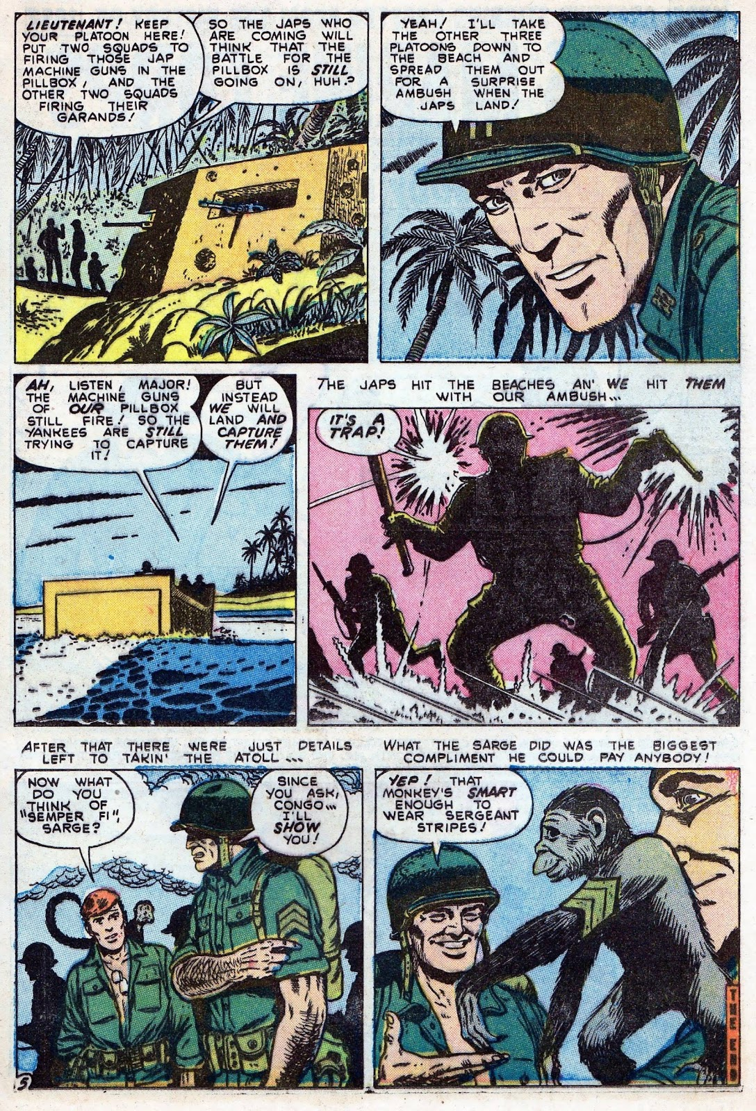 Marines in Battle issue 20 - Page 20