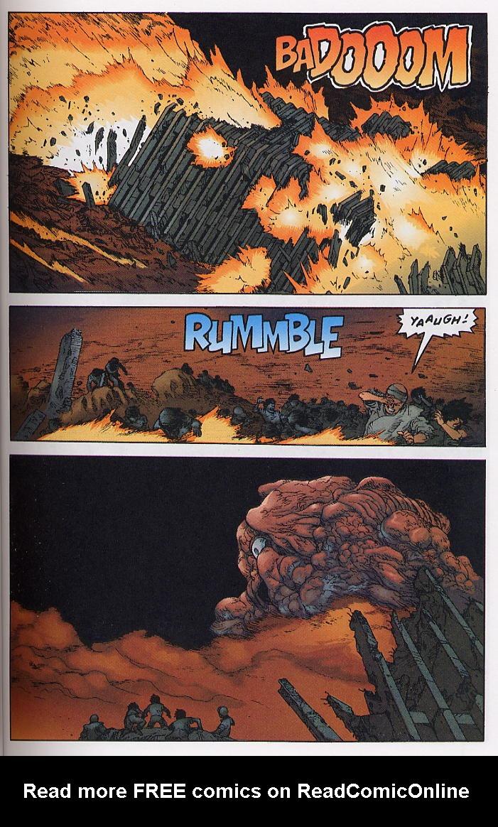 Read online Akira comic -  Issue #36 - 19