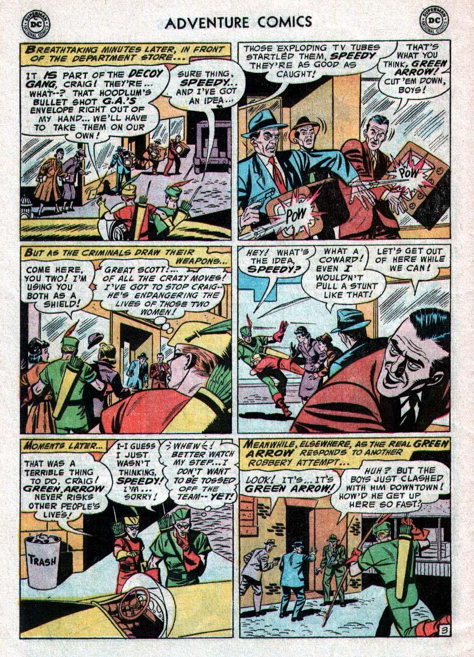 Read online Adventure Comics (1938) comic -  Issue #223 - 30