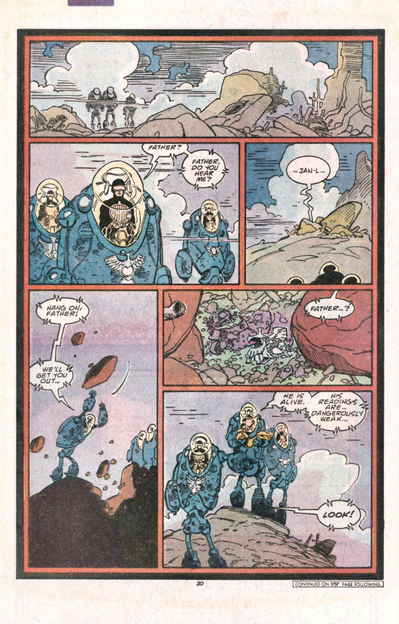 Read online World of Krypton comic -  Issue #3 - 30