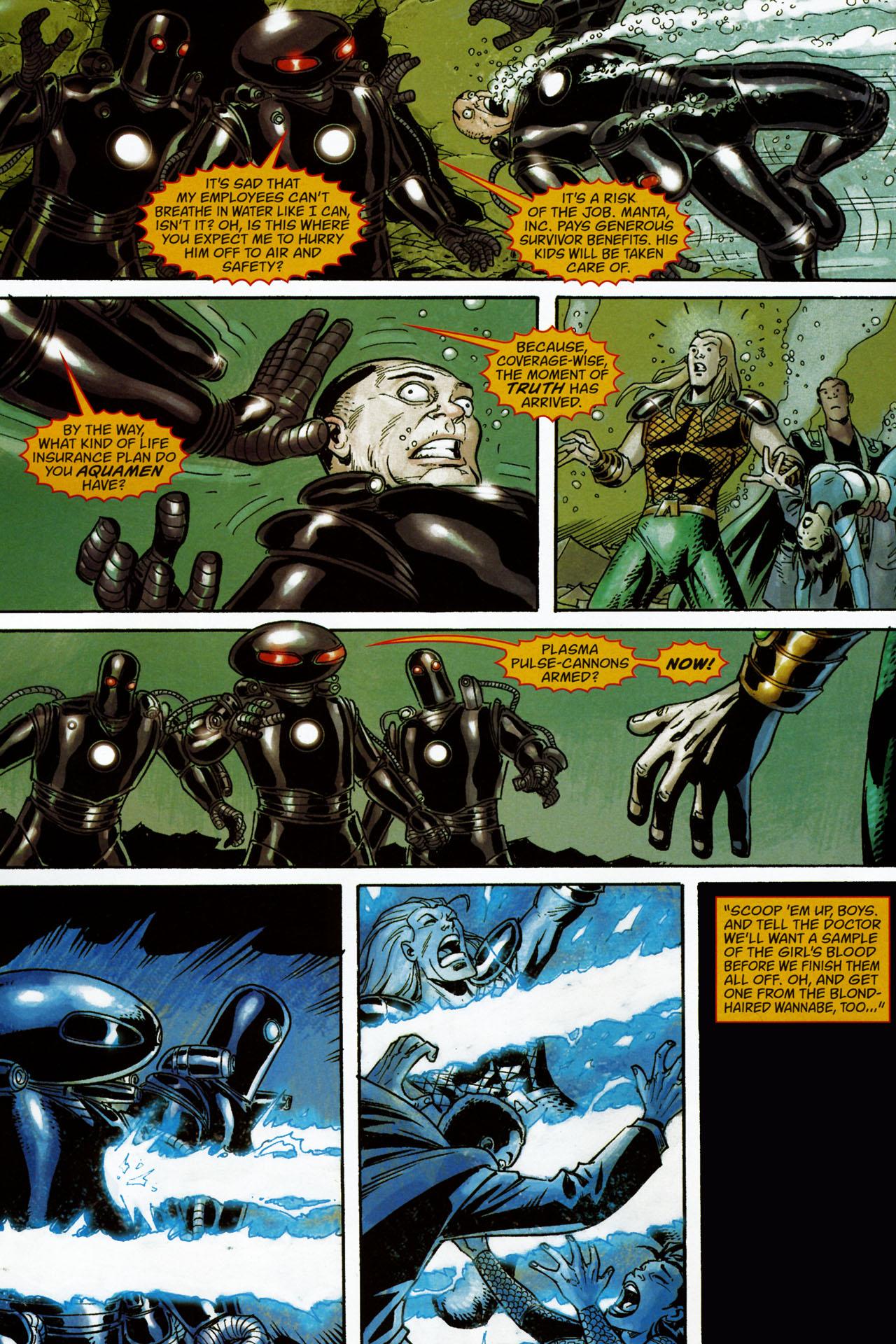 Read online Aquaman: Sword of Atlantis comic -  Issue #53 - 5