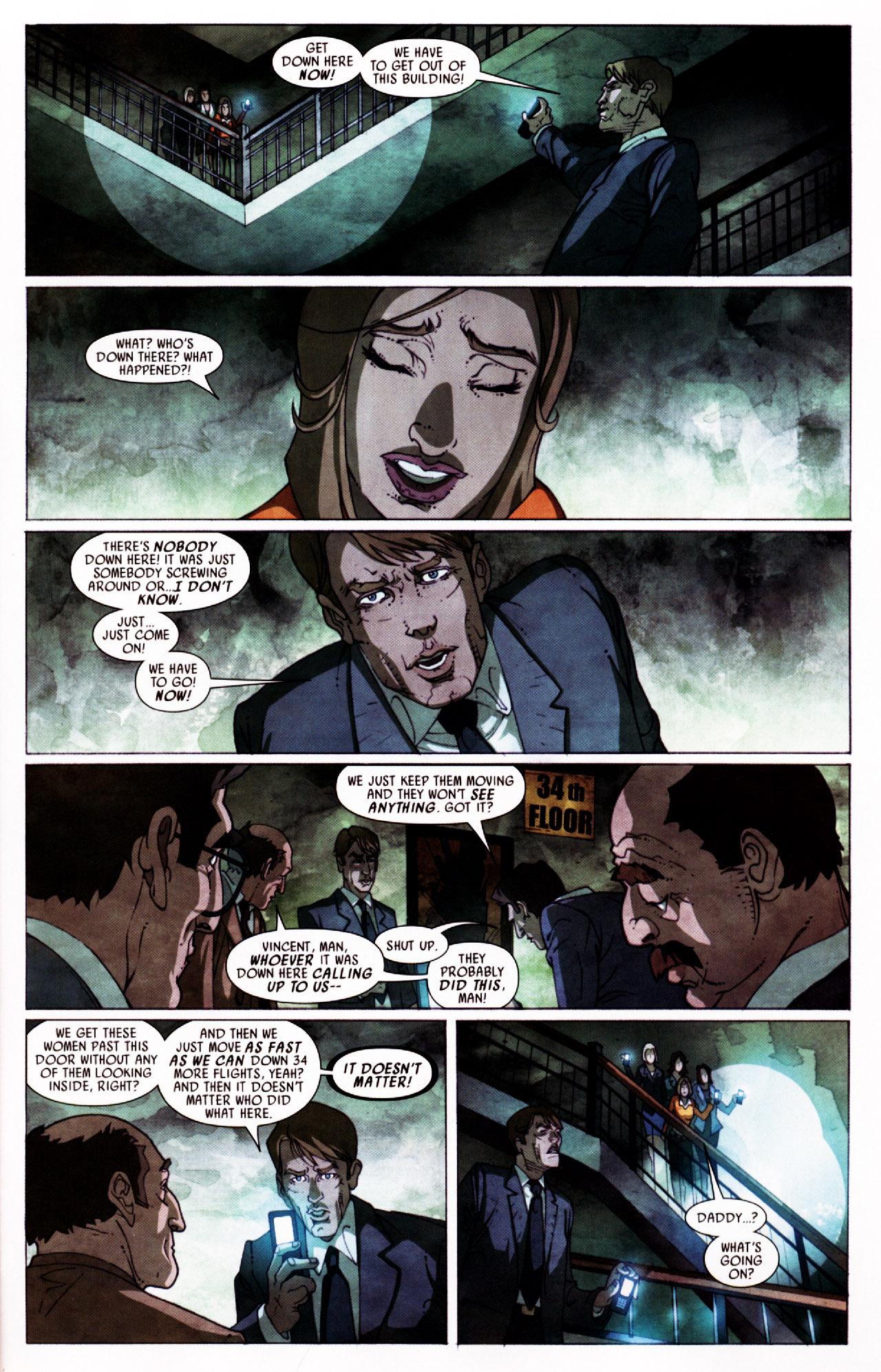 Read online Secret Invasion: Front Line comic -  Issue #2 - 23