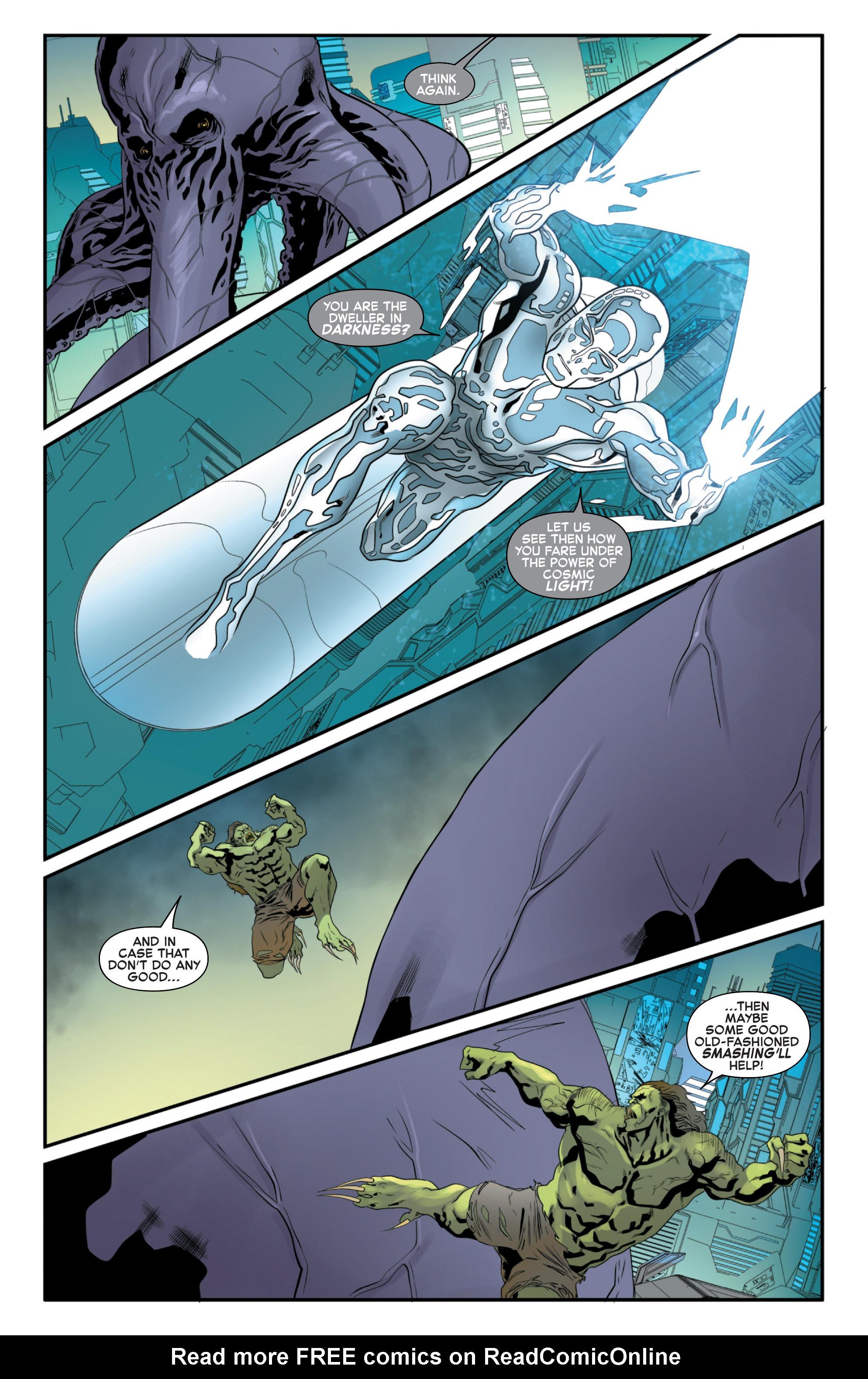Read online Secret Wars 2099 comic -  Issue #5 - 9