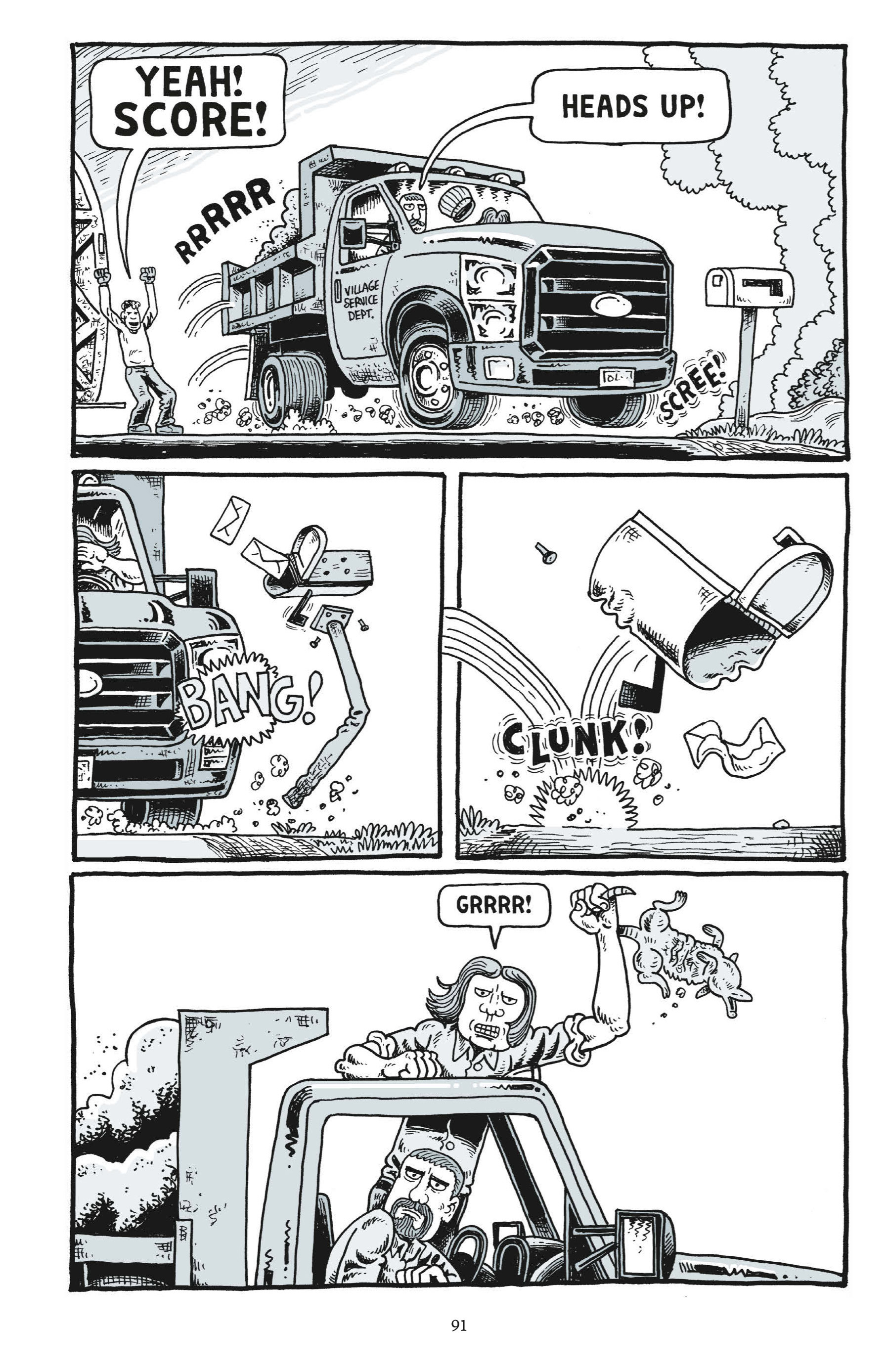 Read online Trashed comic -  Issue # Full - 90