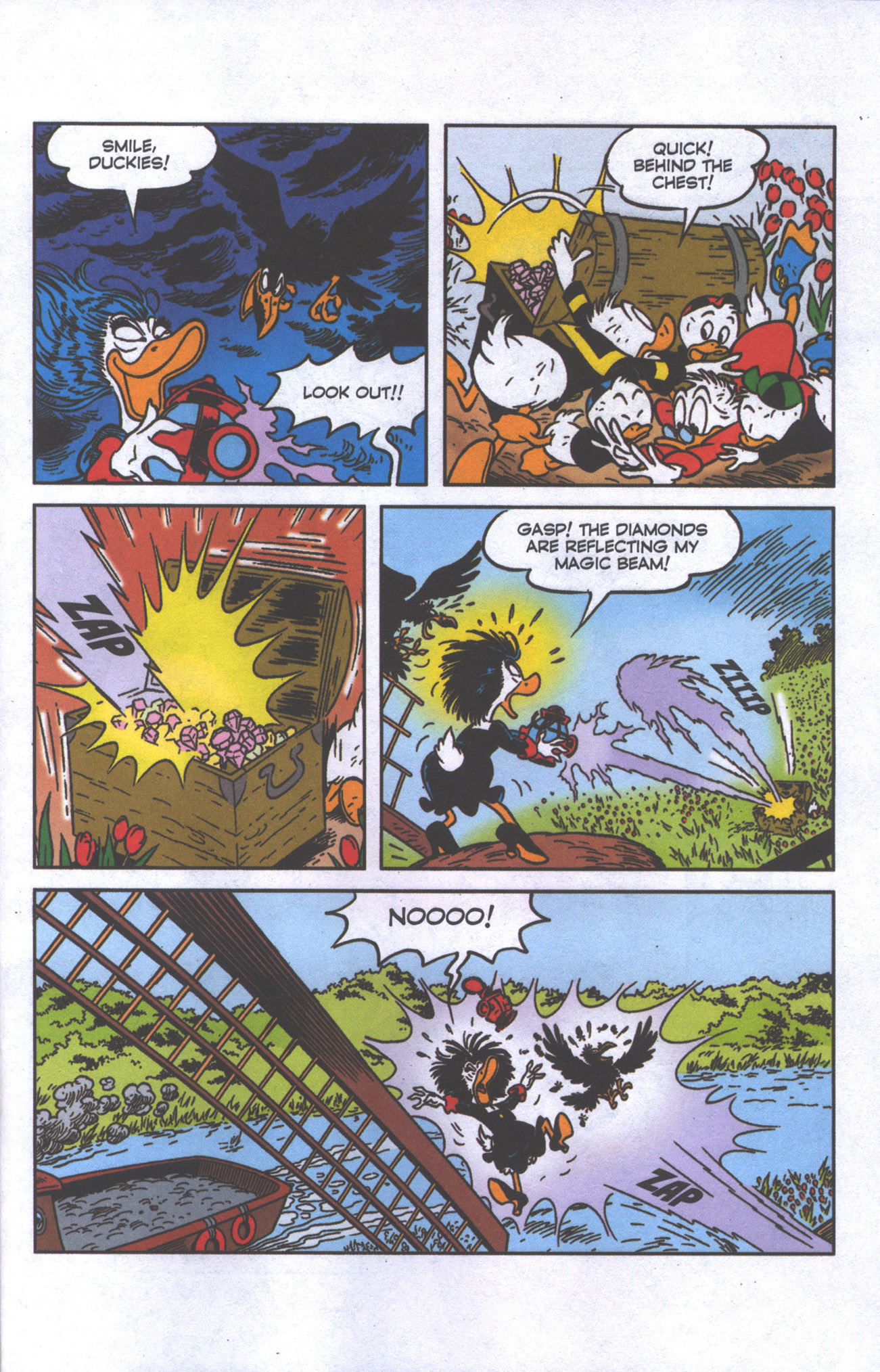 Read online Uncle Scrooge (1953) comic -  Issue #385 - 28