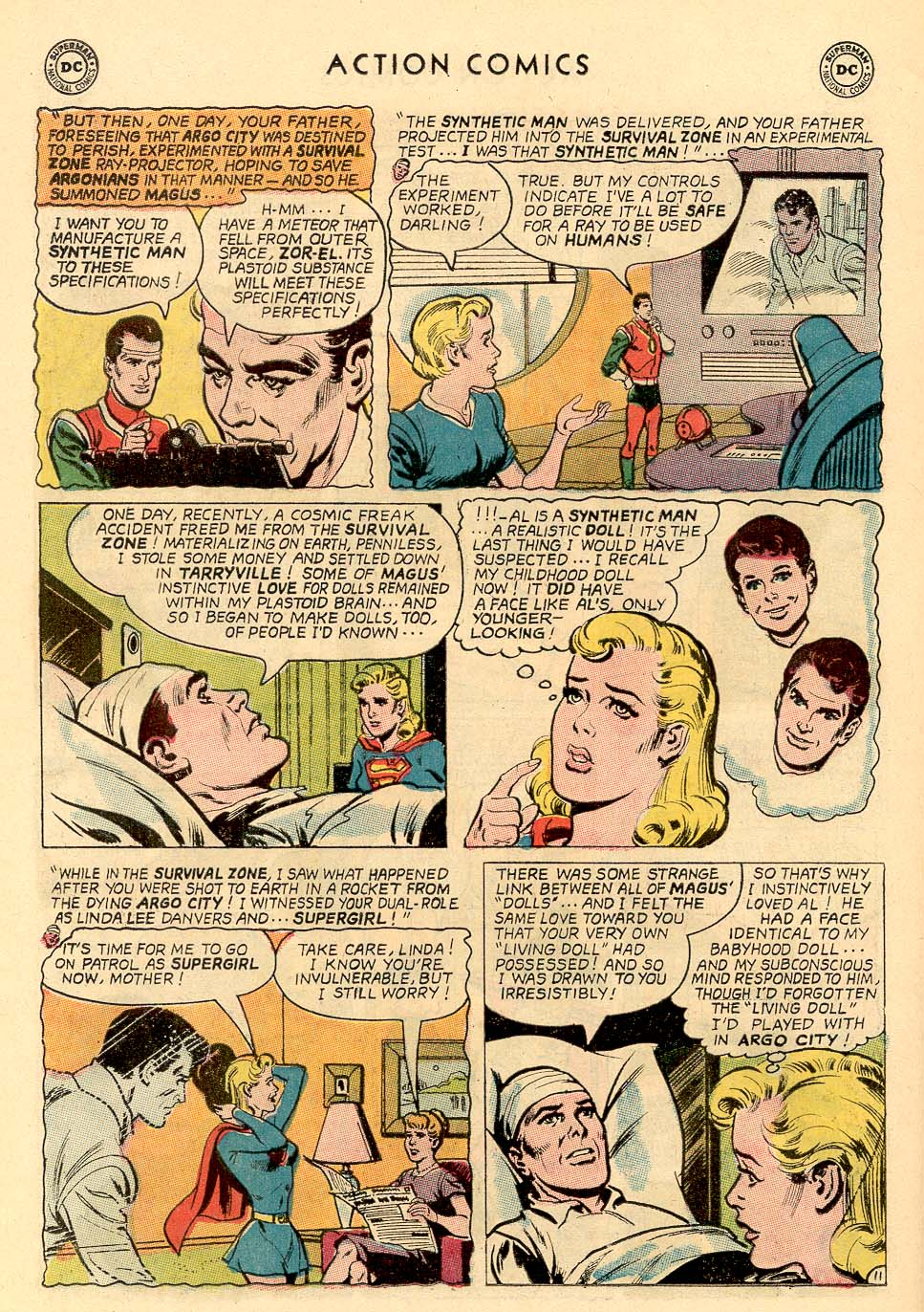 Read online Action Comics (1938) comic -  Issue #326 - 30