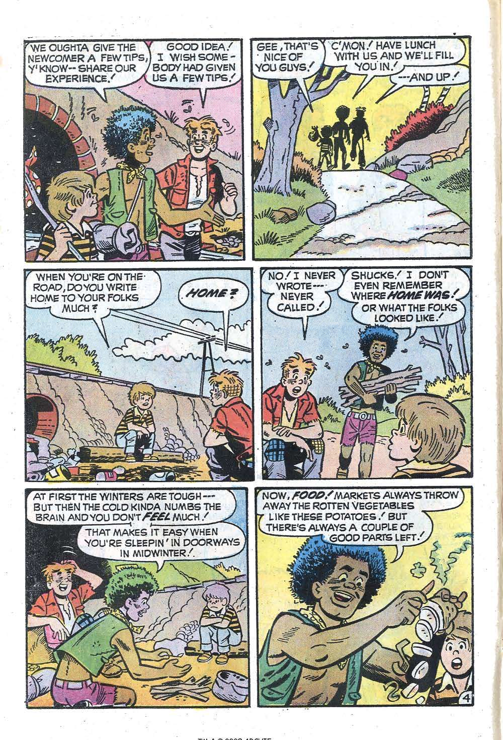 Read online Archie (1960) comic -  Issue #229 - 6