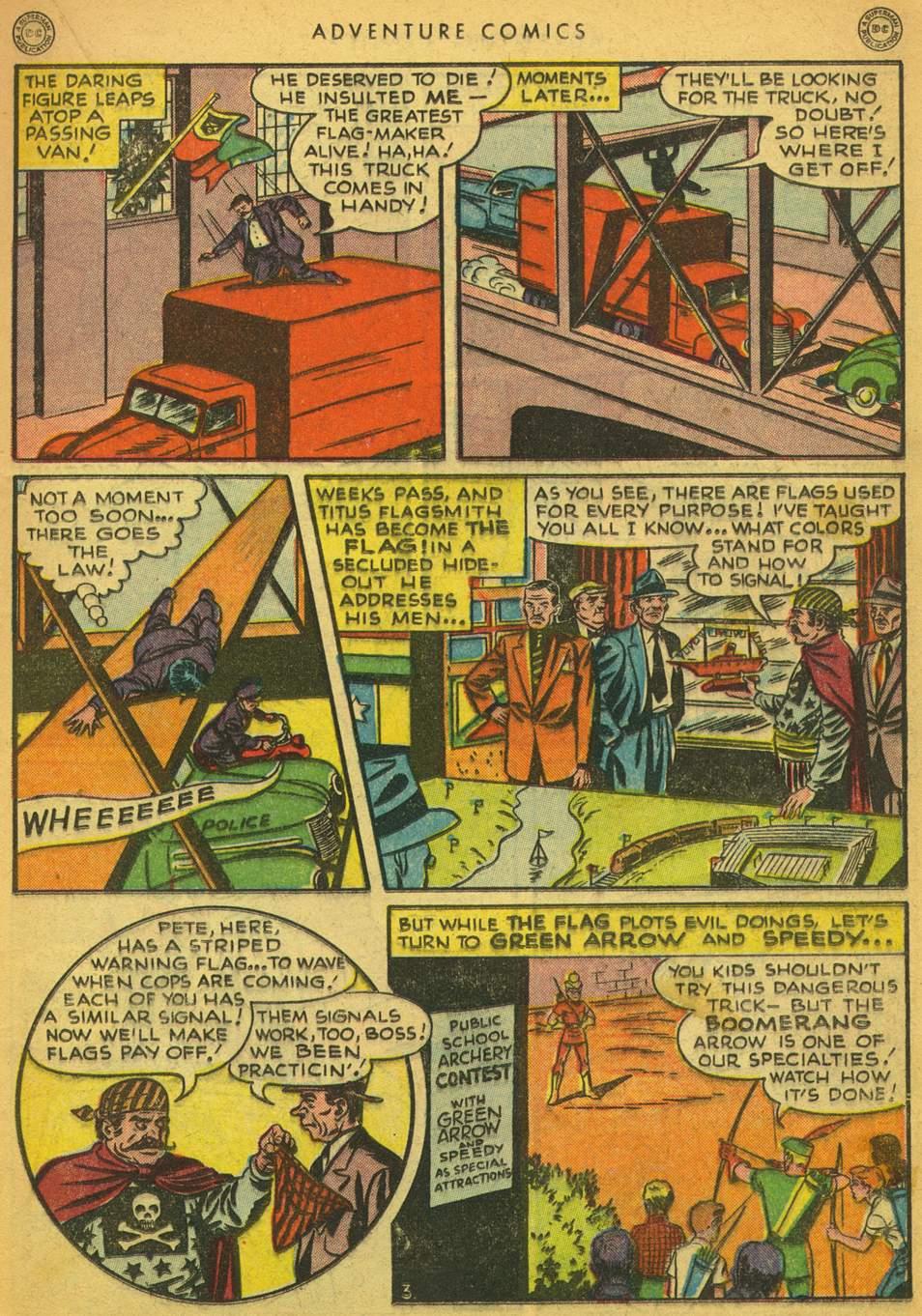Read online Adventure Comics (1938) comic -  Issue #128 - 16