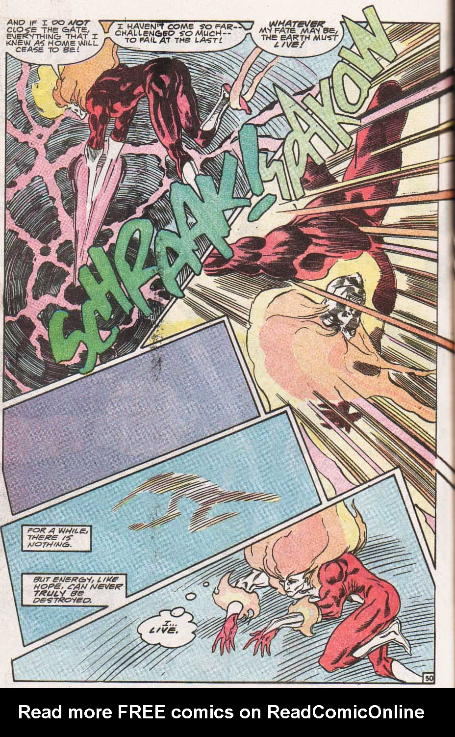 Firestorm, the Nuclear Man Issue #100 #36 - English 49