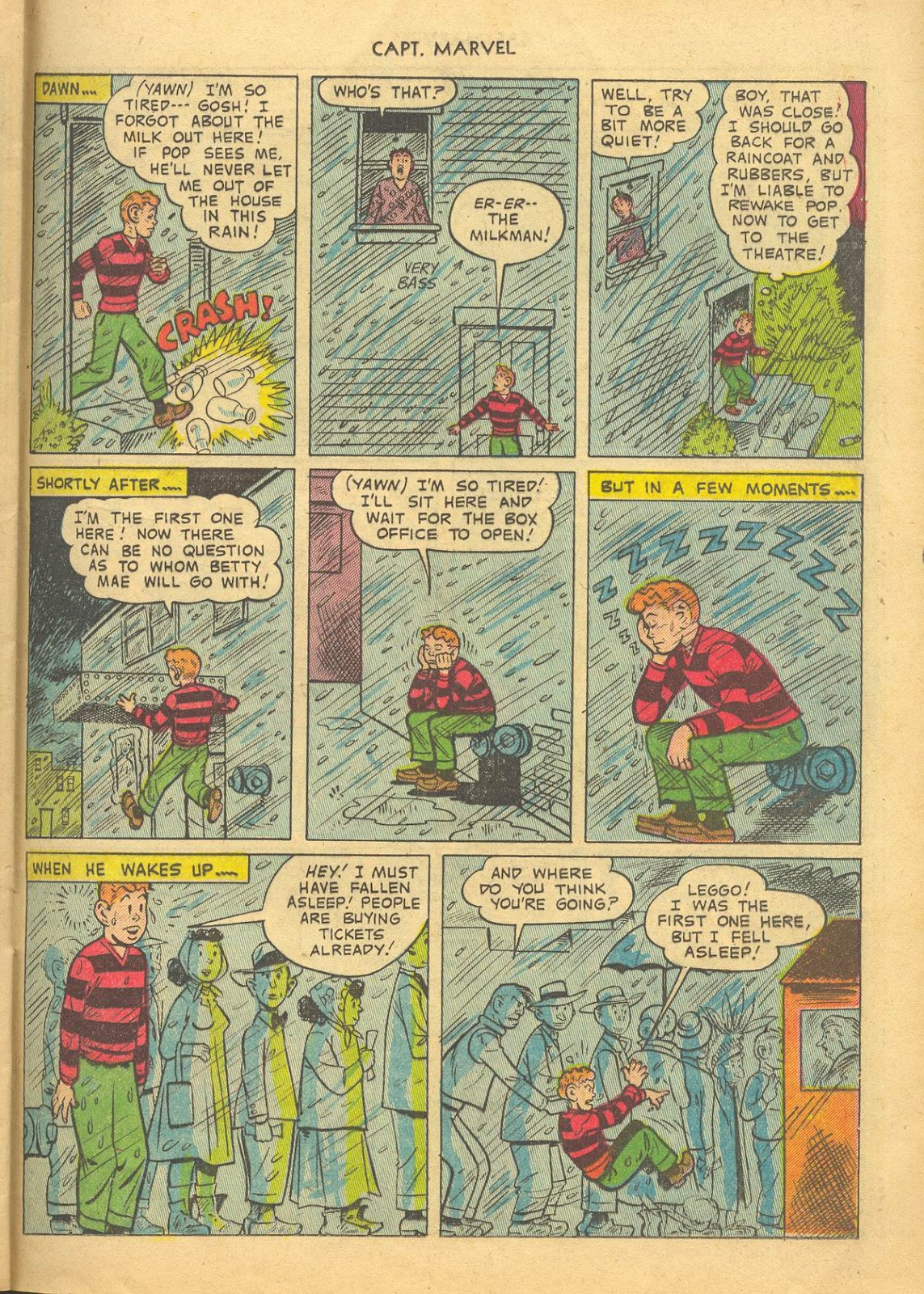 Captain Marvel Adventures issue 132 - Page 25