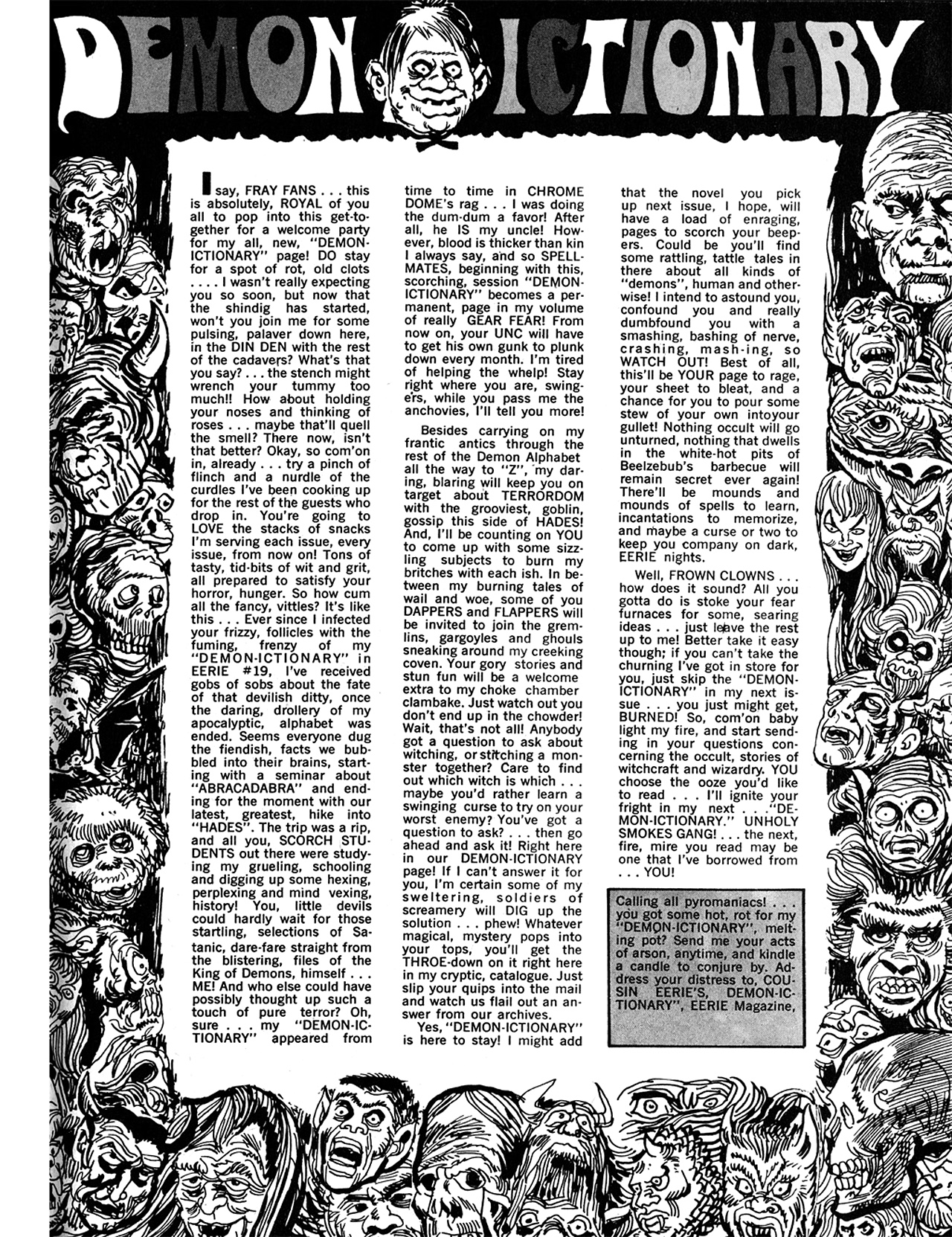 Read online Eerie Archives comic -  Issue # TPB 5 - 90