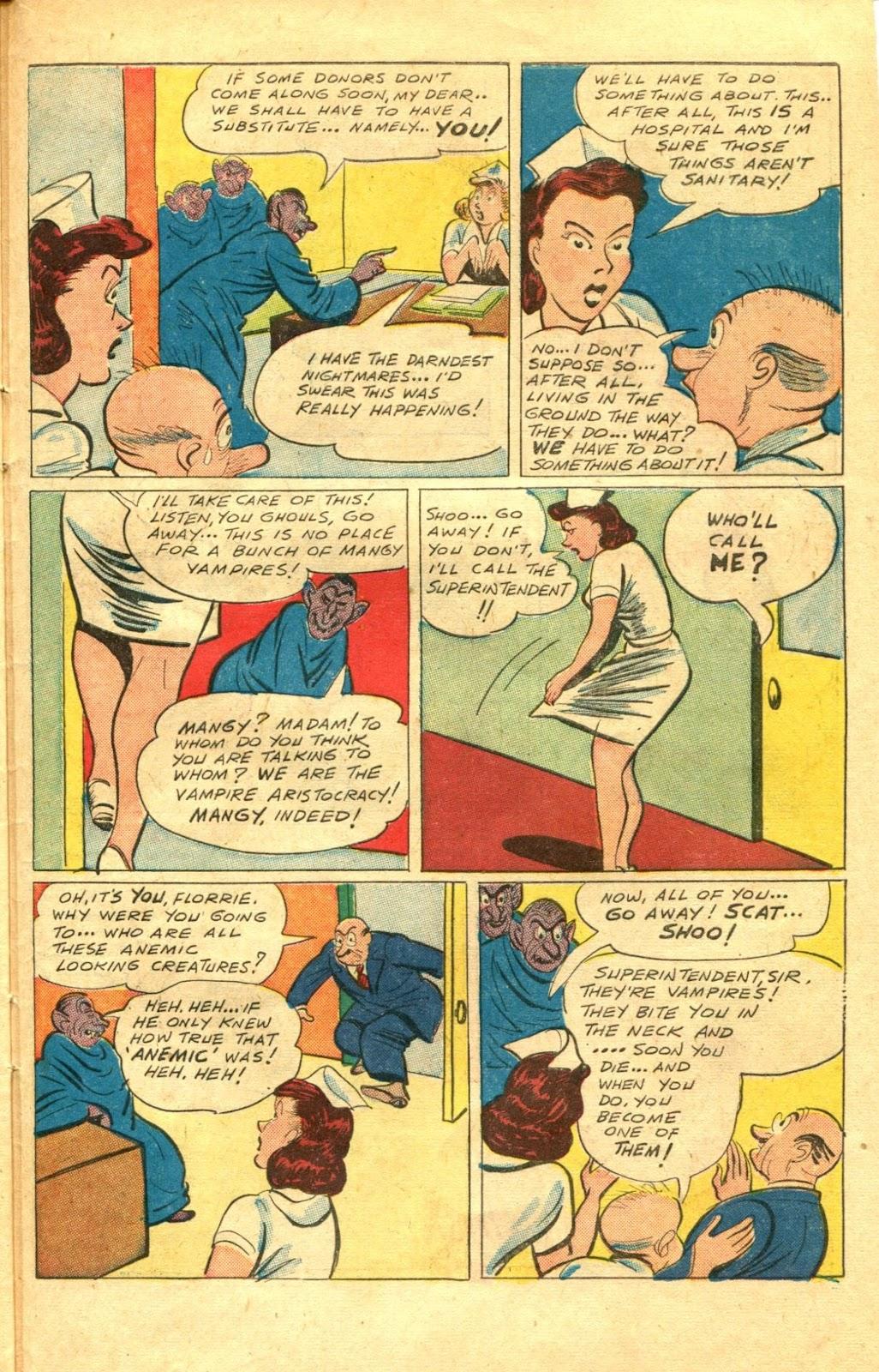 Read online Super-Magician Comics comic -  Issue #48 - 39