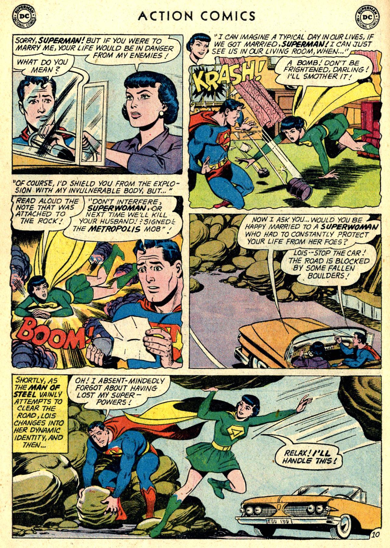 Action Comics (1938) 274 Page 11